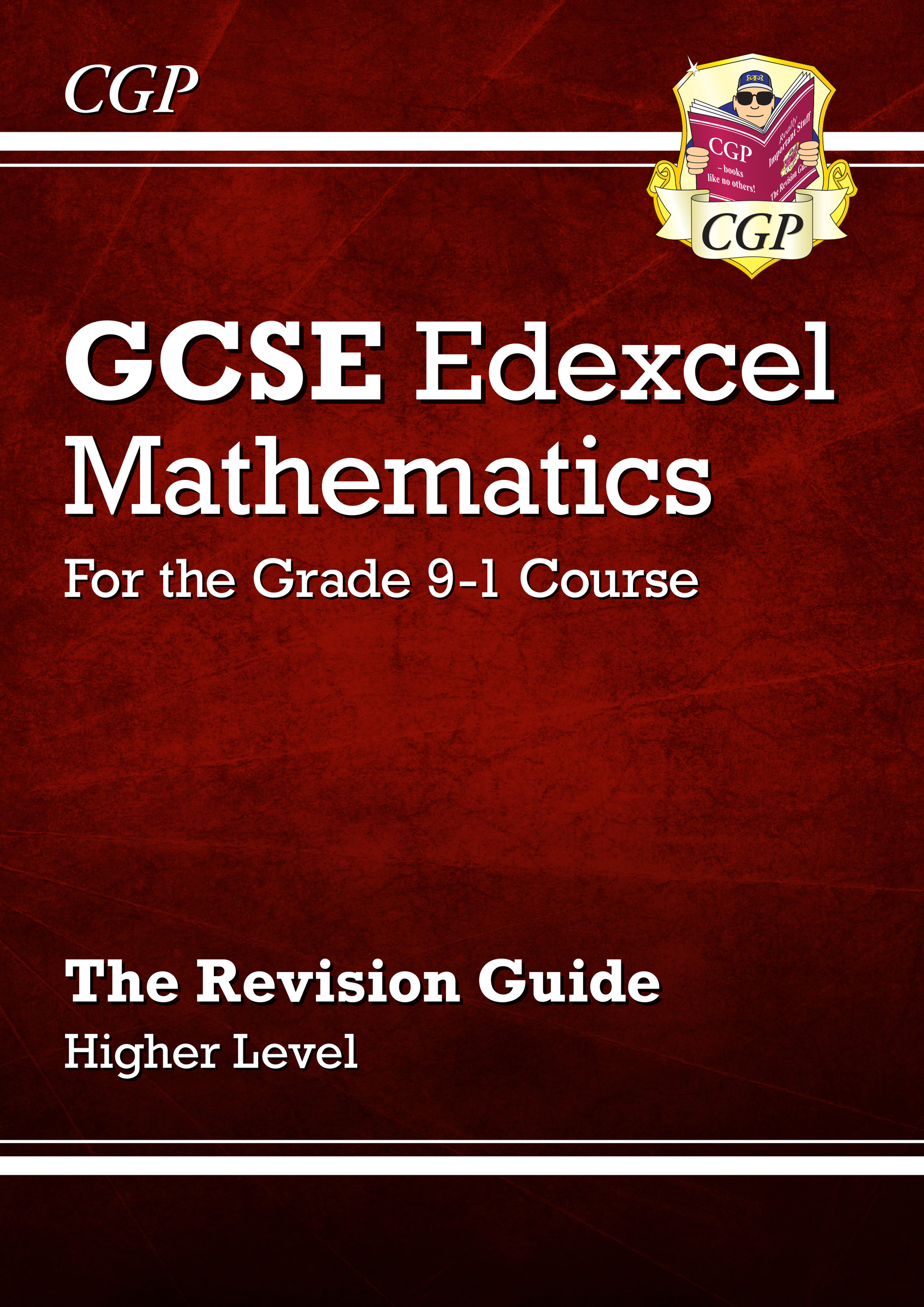 MXHR46D - GCSE Maths Edexcel Revision Guide: Higher - for the Grade 9-1 Course (Online Edition)