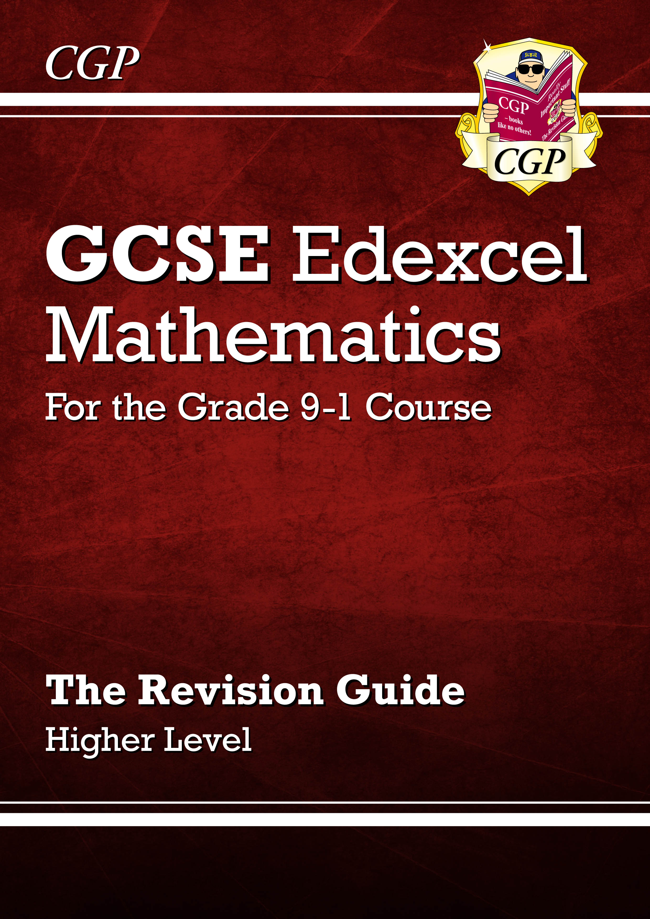 MXHR46DK - GCSE Maths Edexcel Revision Guide: Higher - for the Grade 9-1 Course