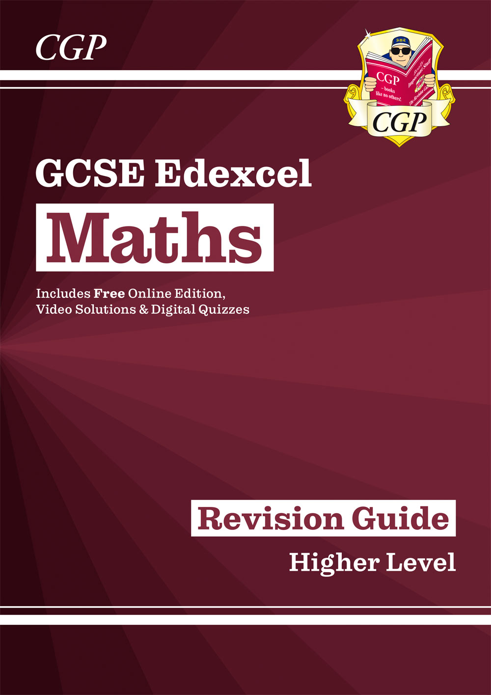 MXHR47 - New 2021 GCSE Maths Edexcel Revision Guide: Higher inc Online Edition, Videos & Quizzes