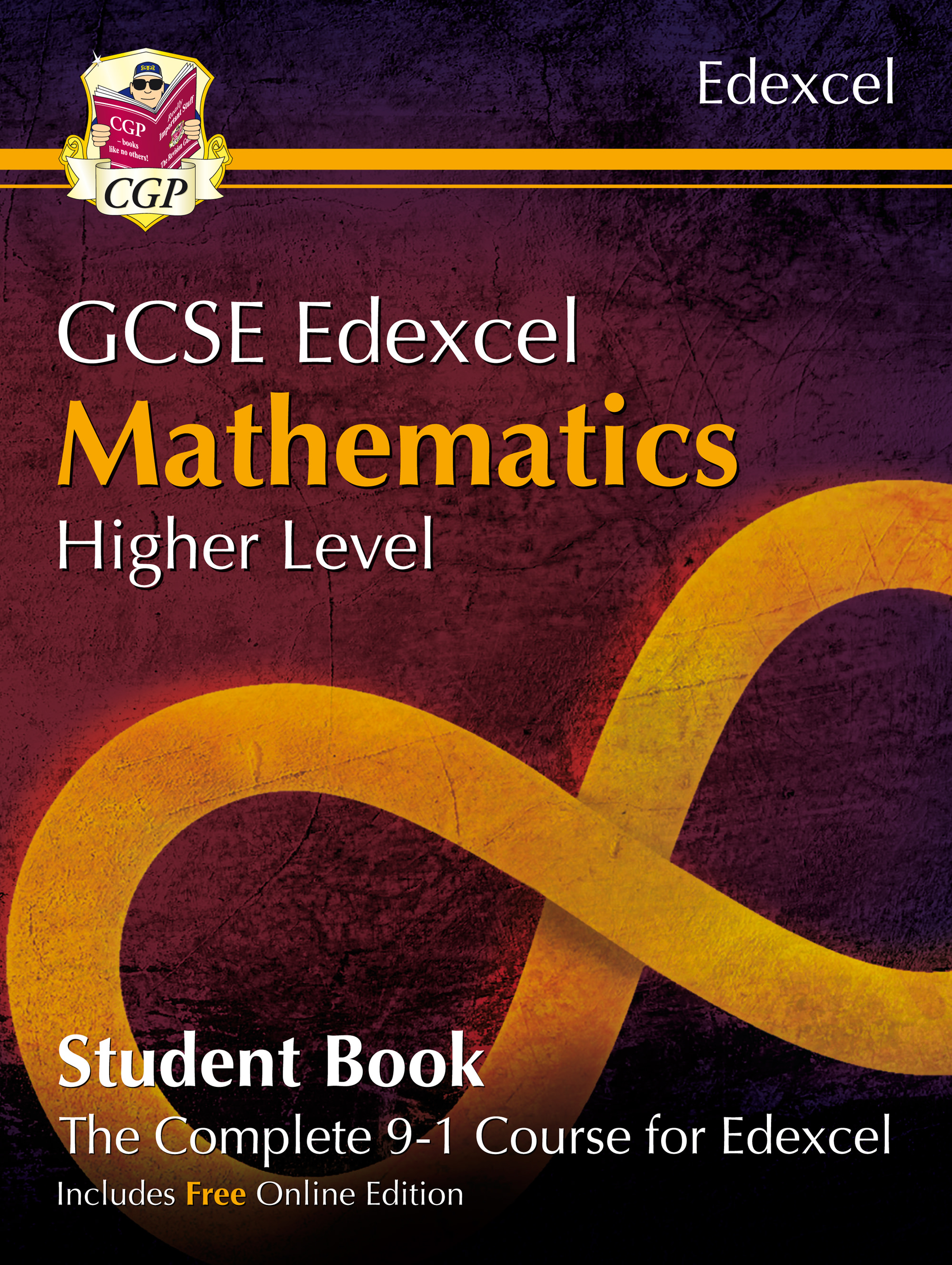 MXHT41 - Grade 9-1 GCSE Maths Edexcel Student Book - Higher (with Online Edition)