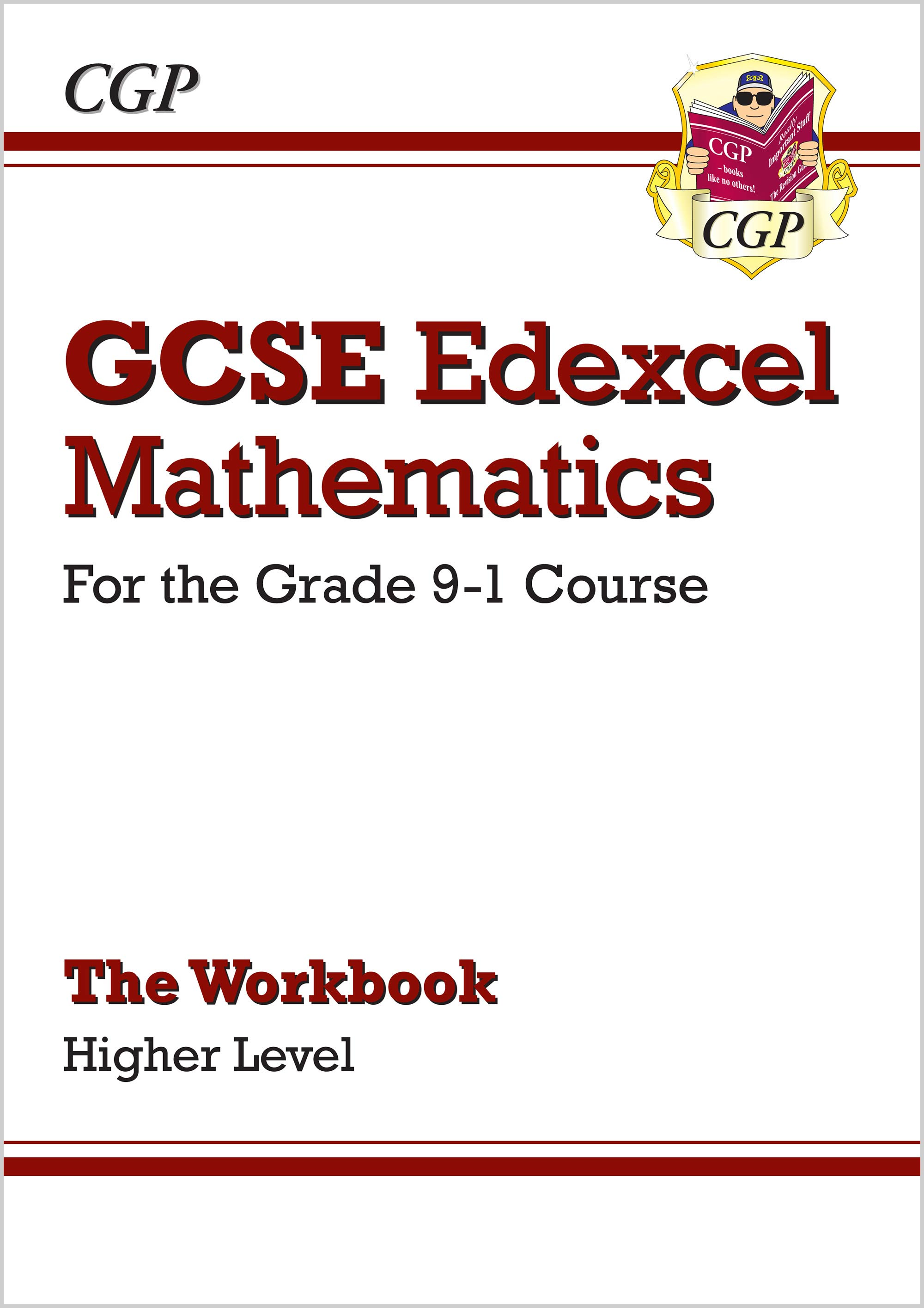 MXHW46 - GCSE Maths Edexcel Workbook: Higher - for the Grade 9-1 Course