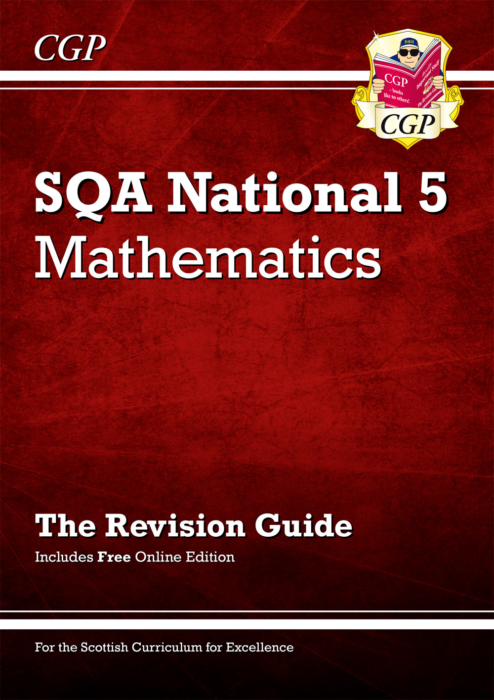 MZHR41 - National 5 Maths: SQA Revision Guide with Online Edition