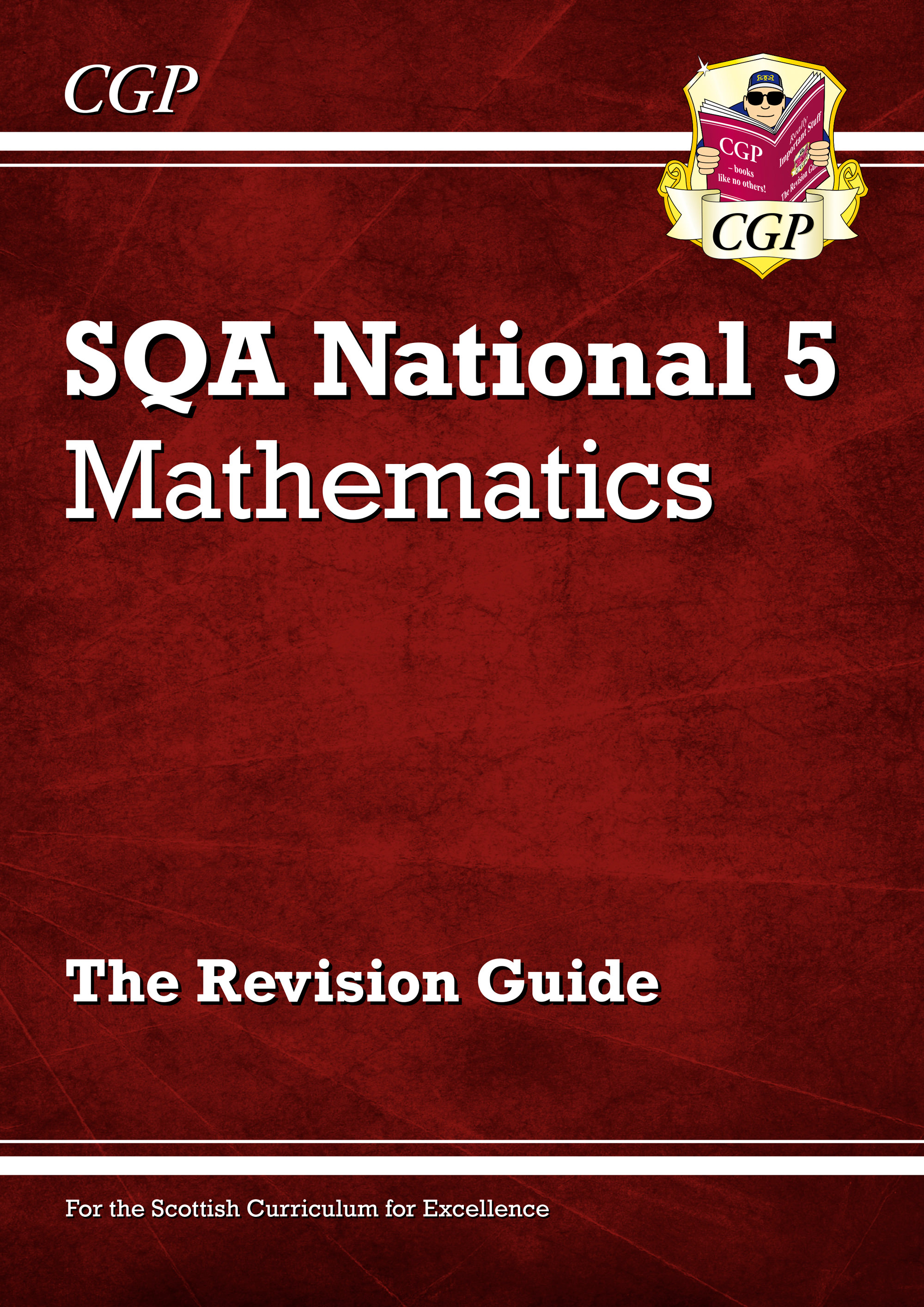 MZHR41DK - New National 5 Maths: SQA Revision Guide