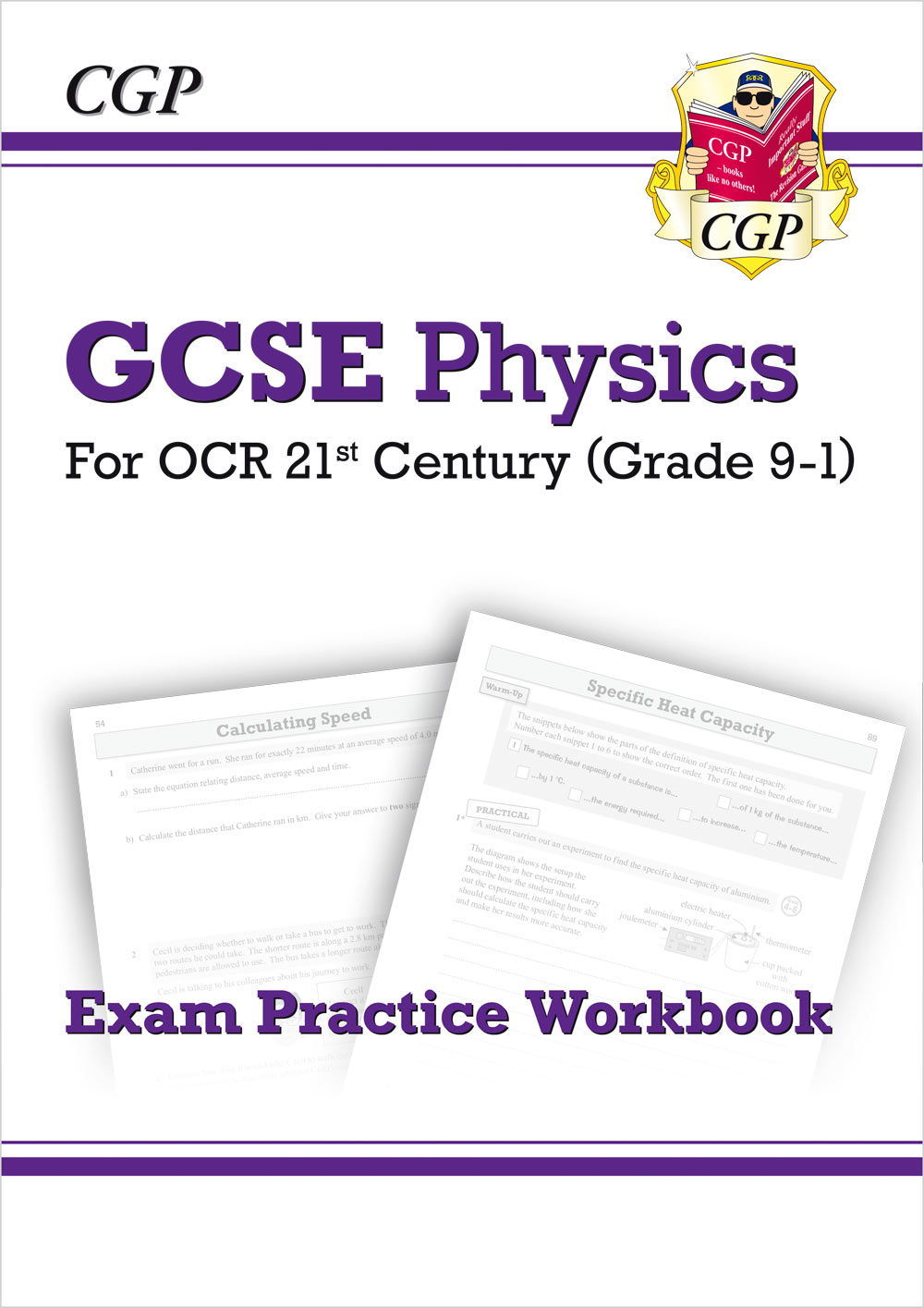 P2Q41 - New Grade 9-1 GCSE Physics: OCR 21st Century Exam Practice Workbook