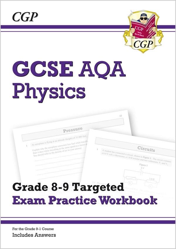 New GCSE Physics AQA Grade 8-9 Targeted Exam Practice