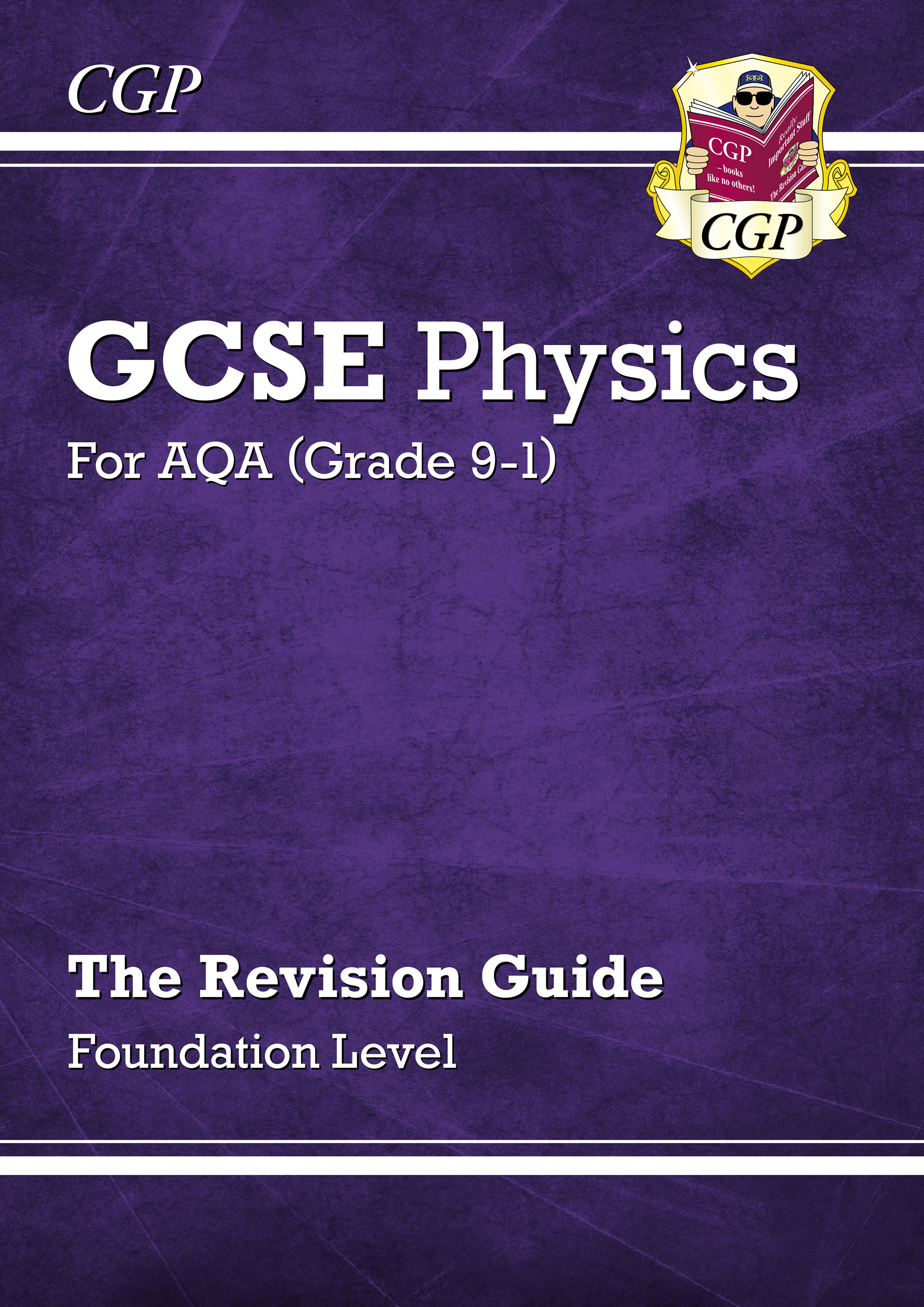 PAFR41D - New Grade 9-1 GCSE Physics: AQA Revision Guide Online Edition - Foundation