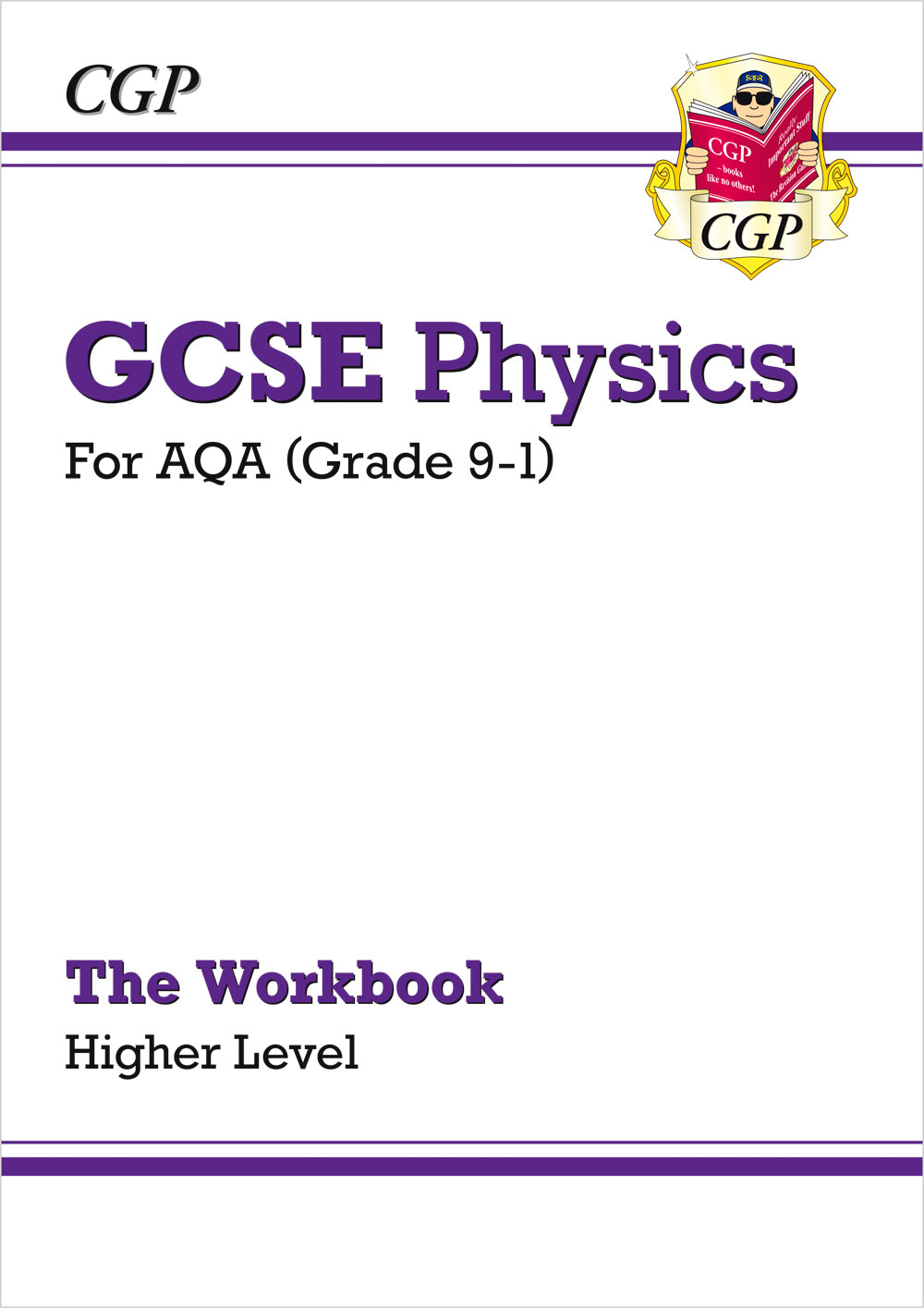 PAHW41 - Grade 9-1 GCSE Physics: AQA Workbook - Higher