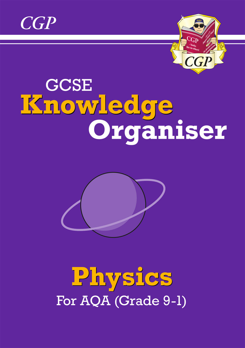 PANO41 - New GCSE Knowledge Organiser: AQA Physics (Grade 9-1)