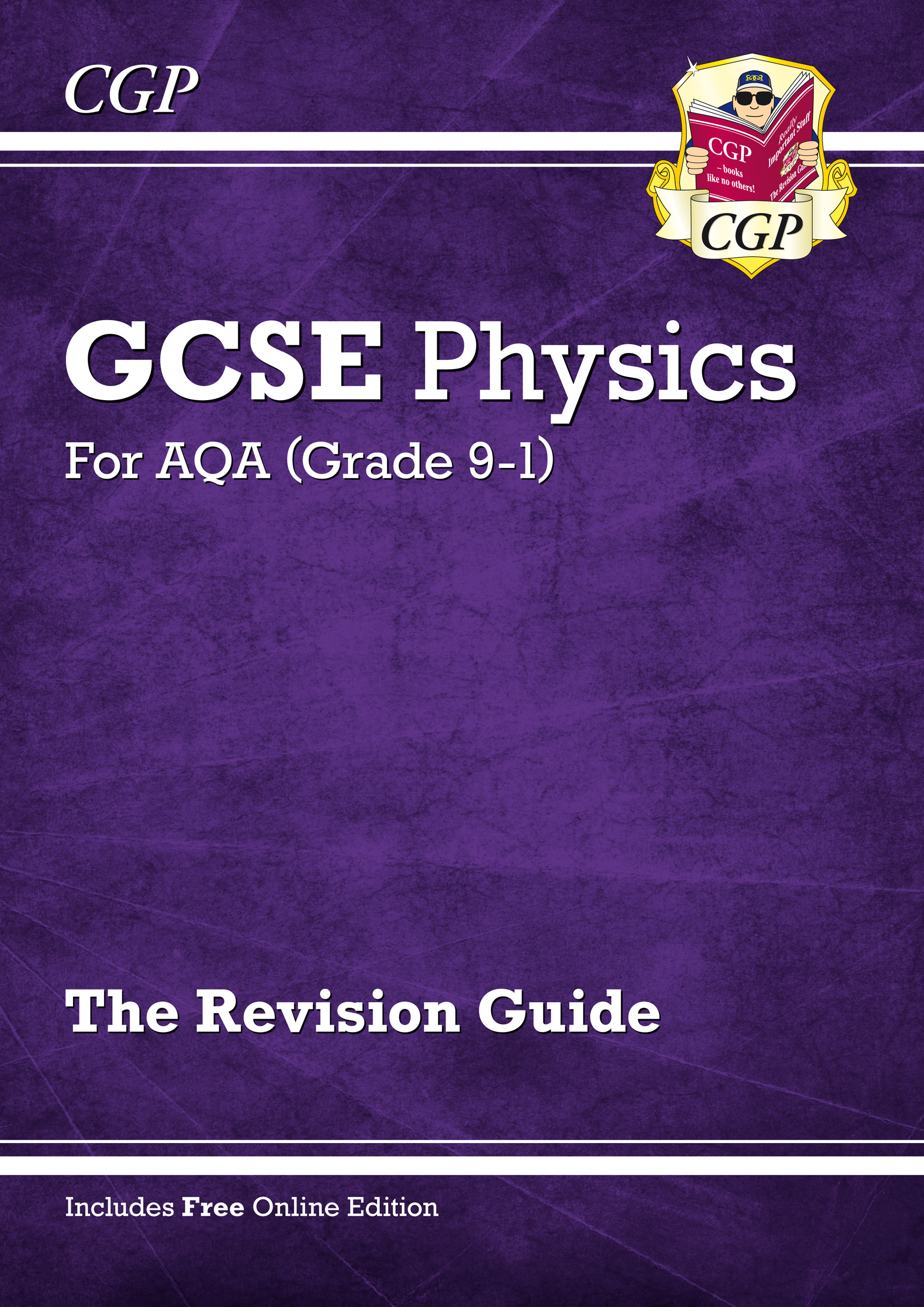 PAR47 - New Grade 9-1 GCSE Physics: AQA Revision Guide with Online Edition