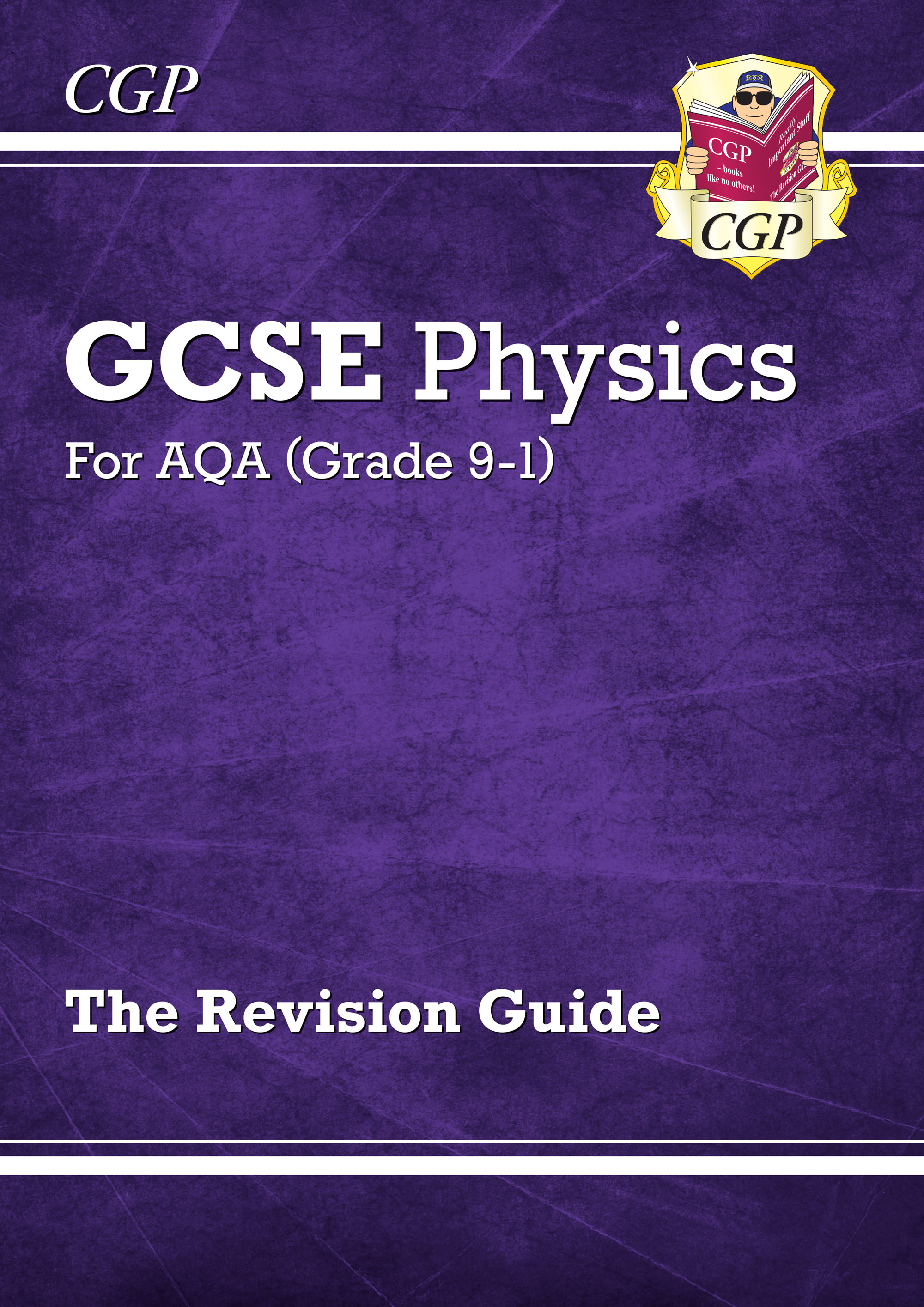 PAR47D - Grade 9-1 GCSE Physics: AQA Revision Guide - Higher (Online Edition)