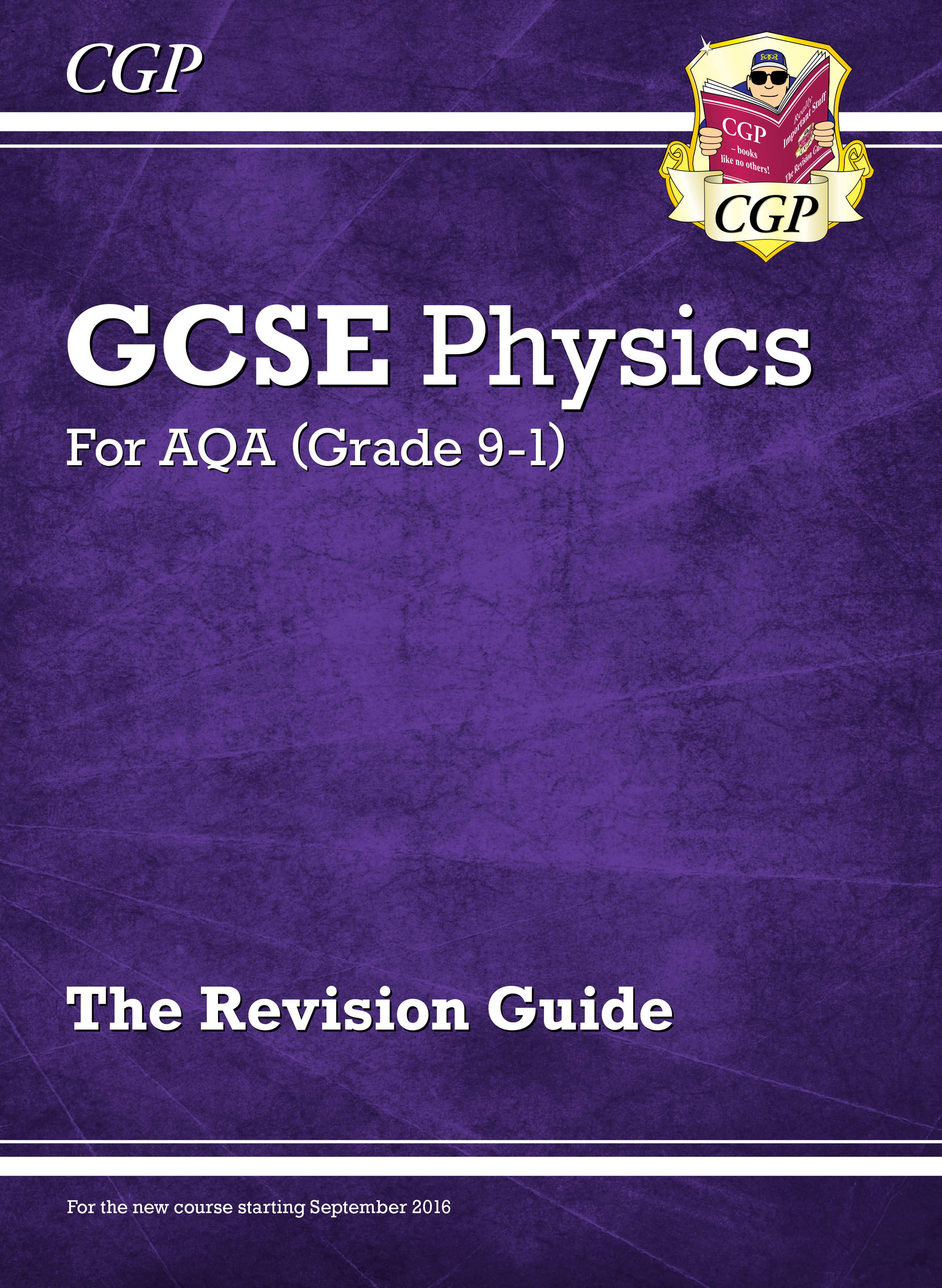 PAR47DK - New Grade 9-1 GCSE Physics: AQA Revision Guide