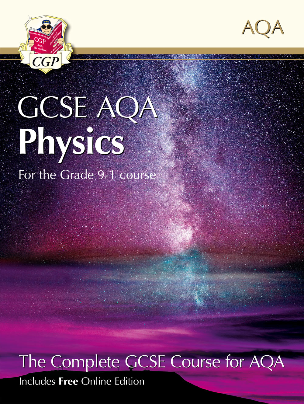 PATB42 - New Grade 9-1 GCSE Physics for AQA: Student Book with Online Edition