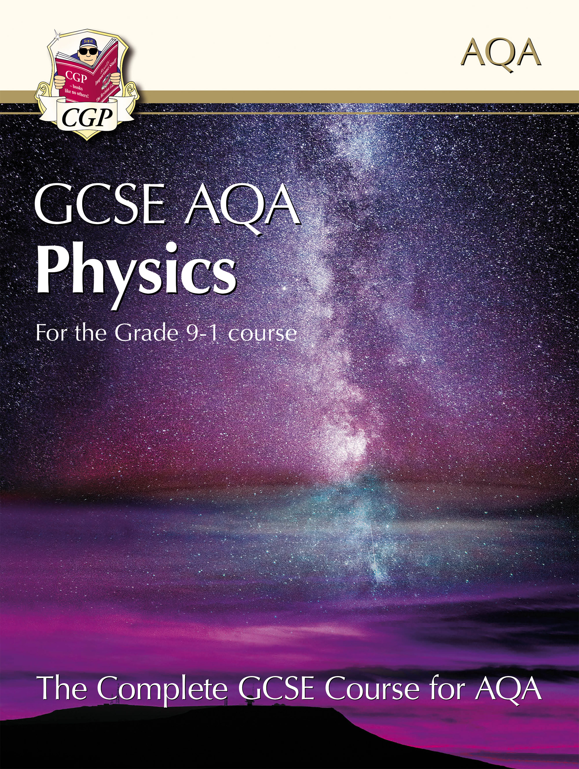 PATB42DK - New Grade 9-1 GCSE Physics for AQA: Student Book