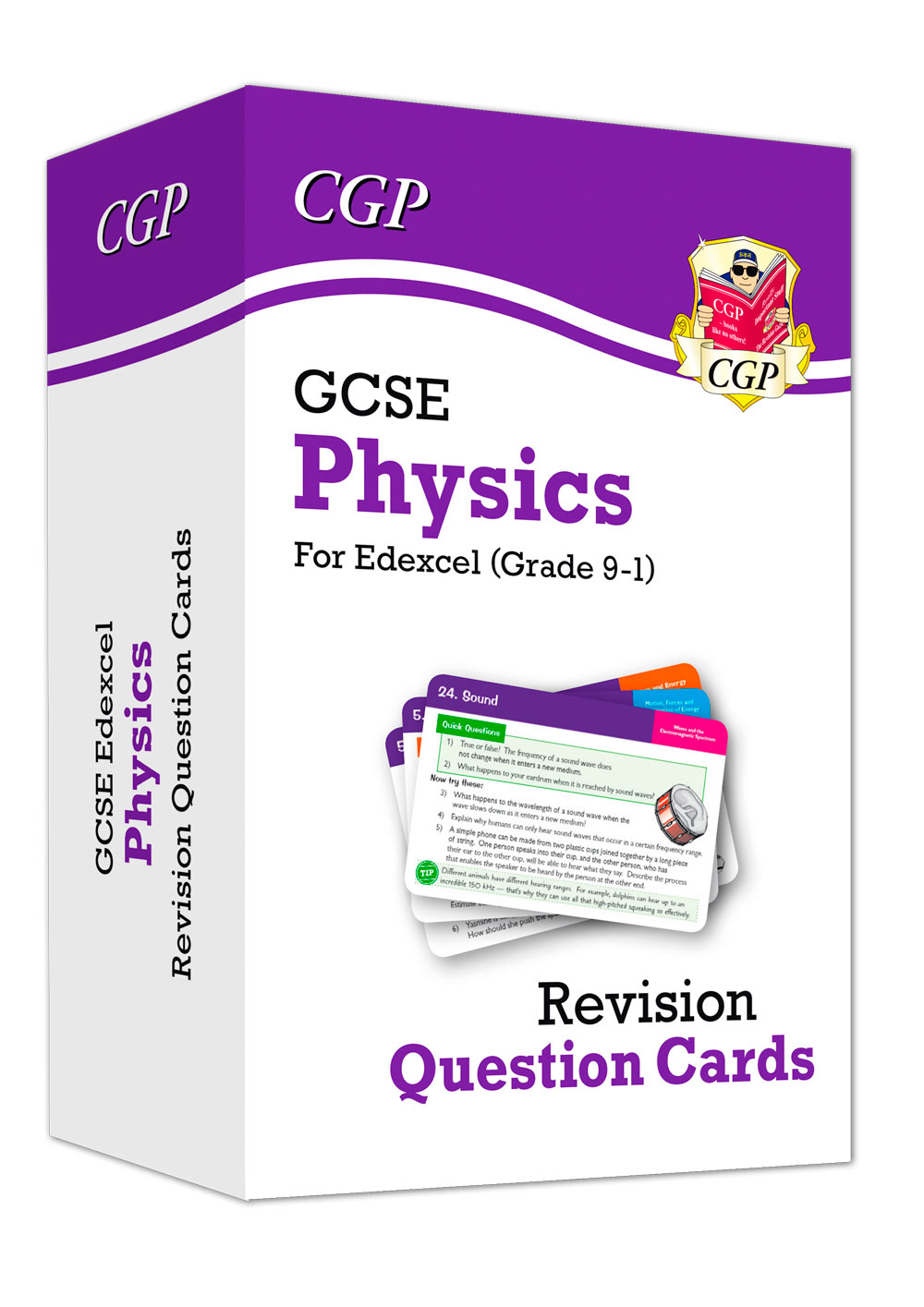 9-1 GCSE Science Revision Question Cards