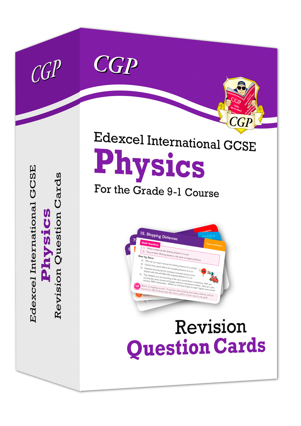 PEFI41 - New Grade 9-1 Edexcel International GCSE Physics: Revision Question Cards