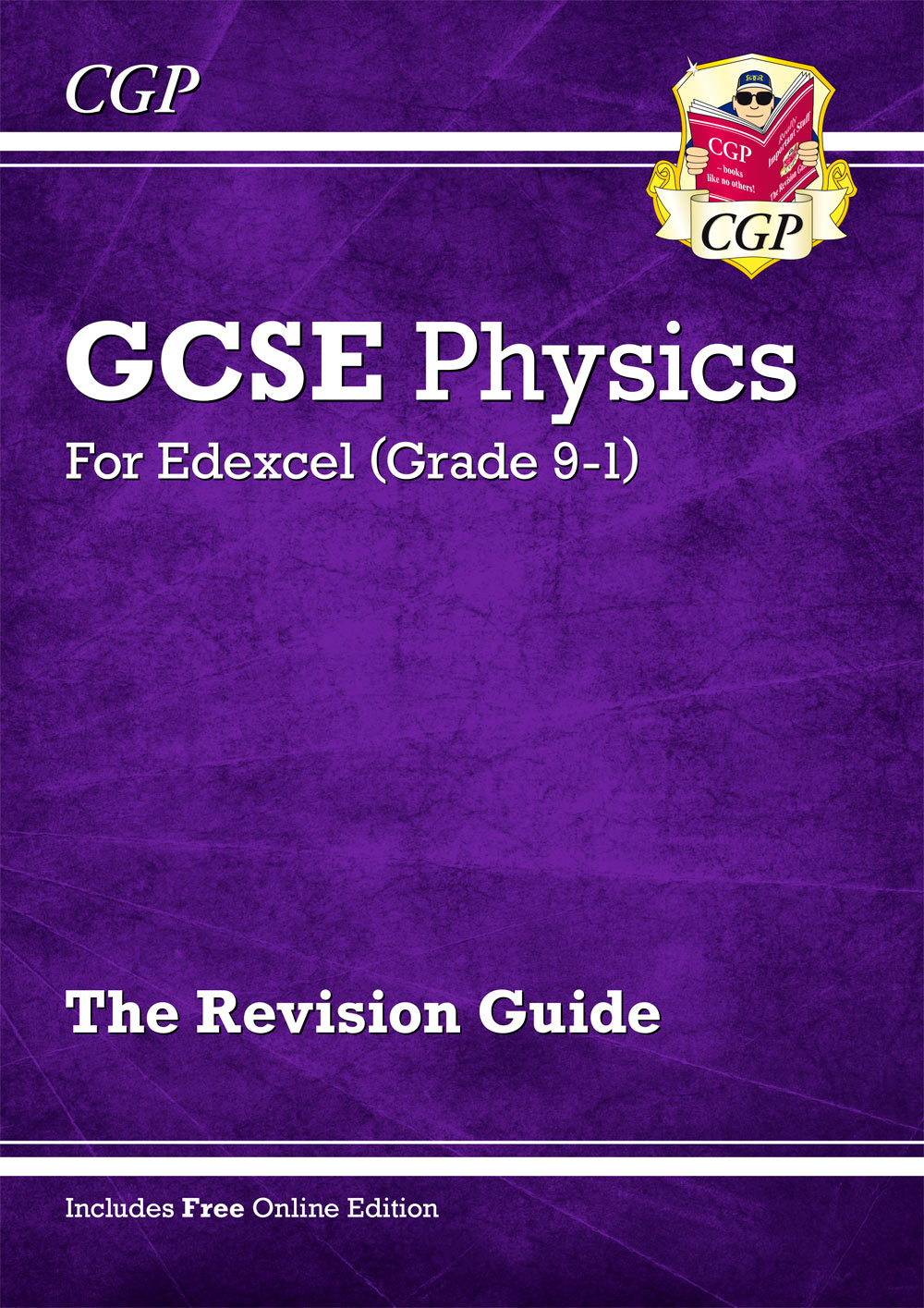 PER45 - Grade 9-1 GCSE Physics: Edexcel Revision Guide with Online Edition