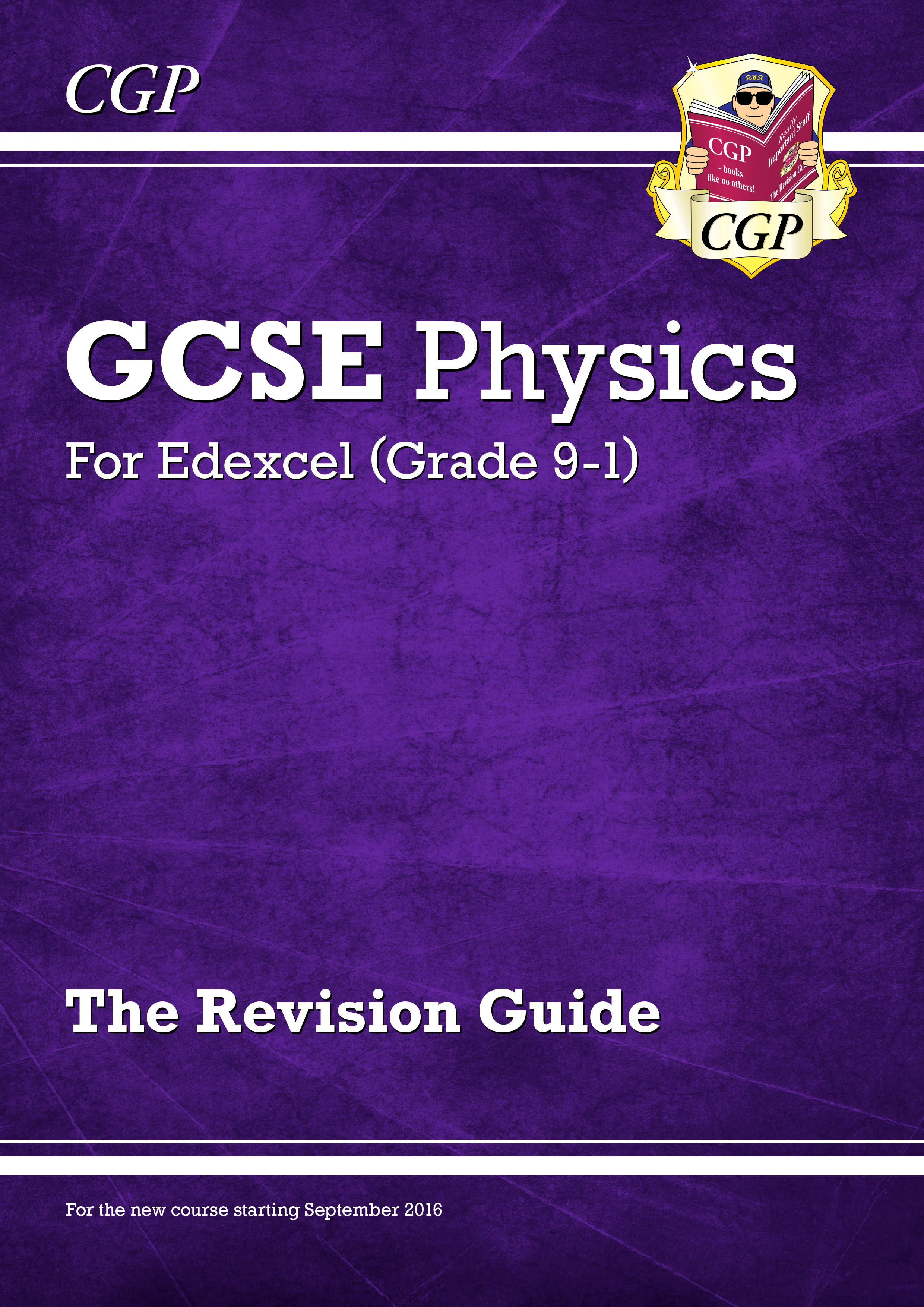 PER45DK - New Grade 9-1 GCSE Physics: Edexcel Revision Guide