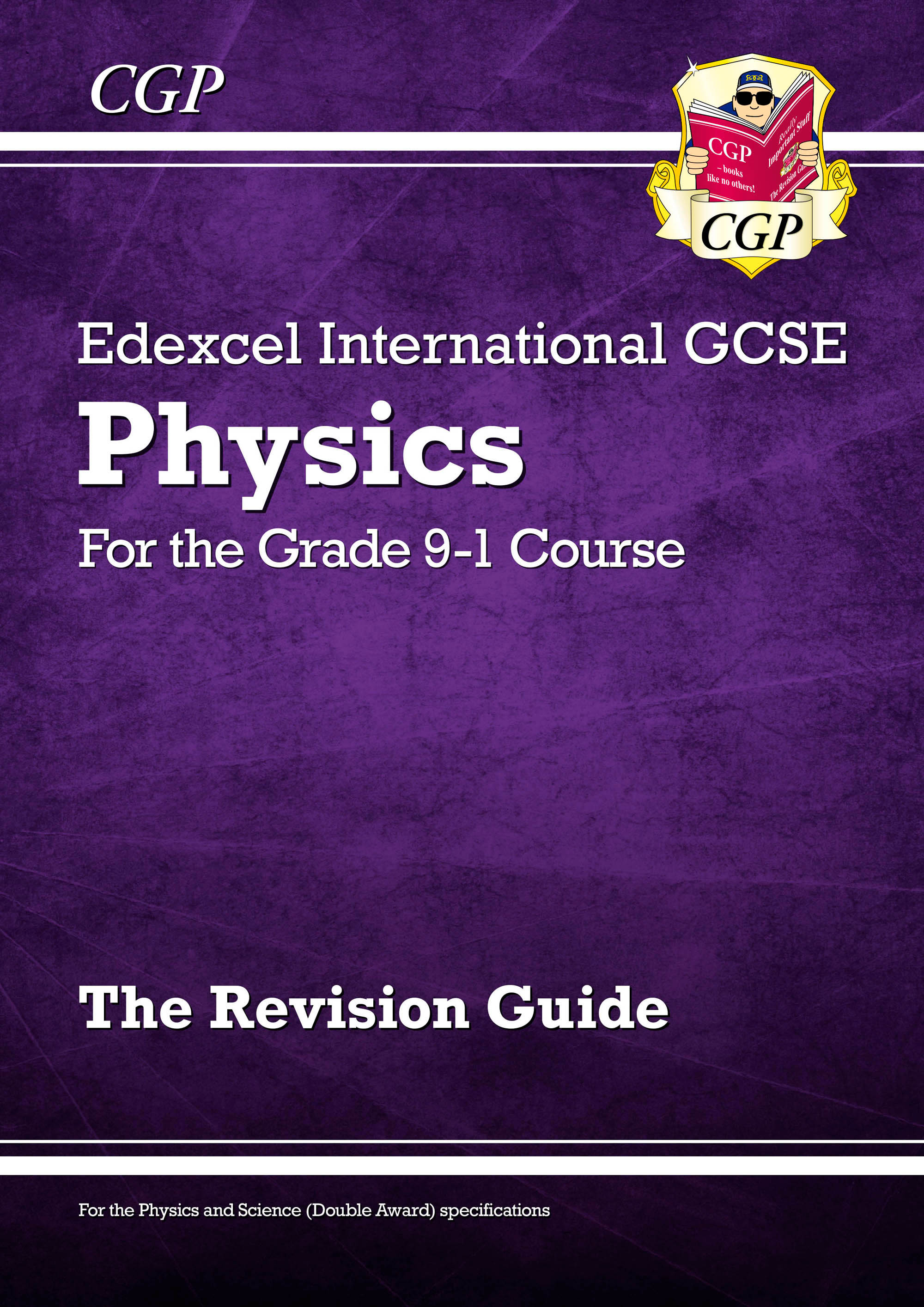 PERI42DK - New Grade 9-1 Edexcel International GCSE Physics: Revision Guide