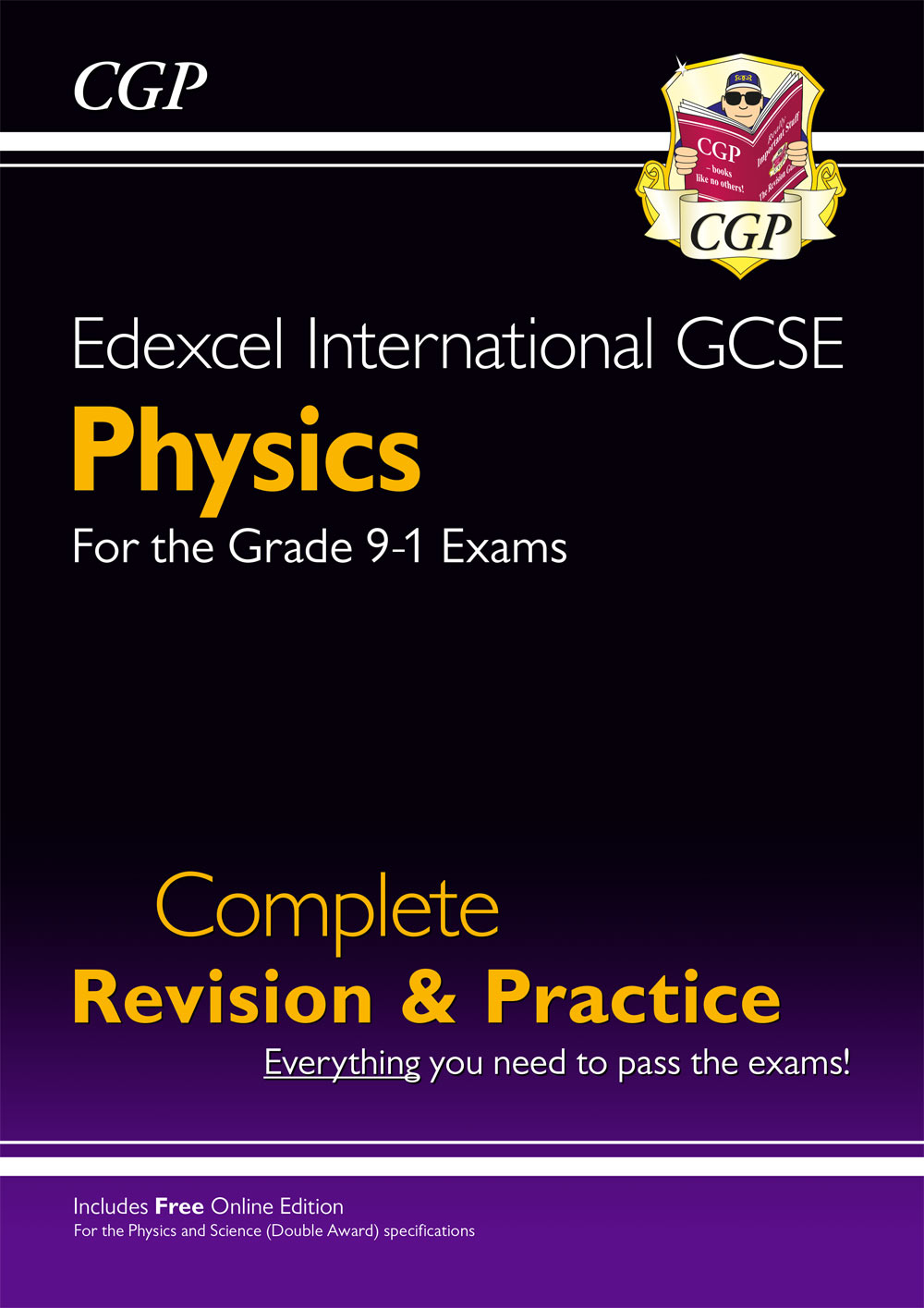 PESI42 - Grade 9-1 Edexcel International GCSE Physics: Complete Revision & Practice with Online Edit