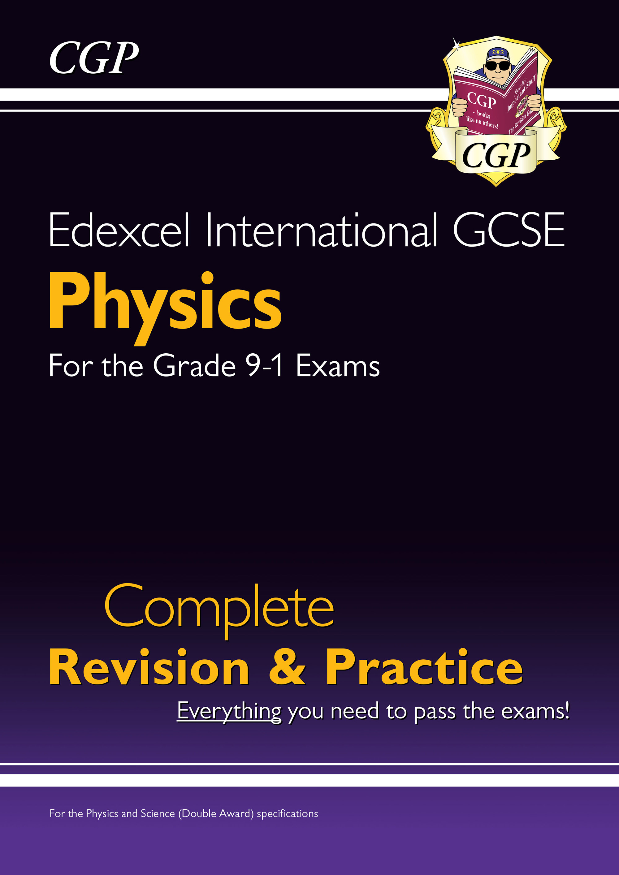 PESI42D - New Grade 9-1 Edexcel International GCSE Physics: Complete Revision & Practice Online Edit