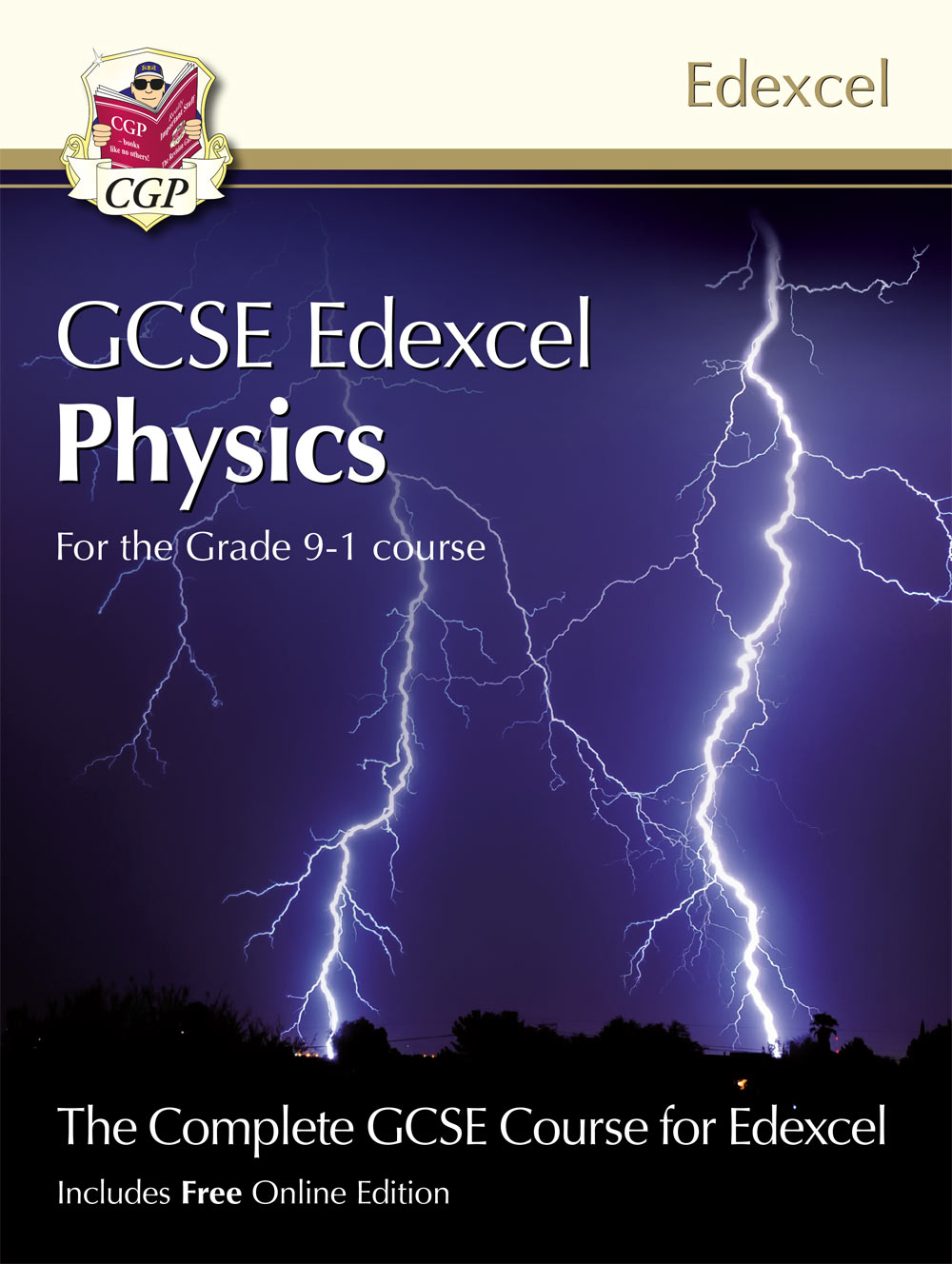 PETB41 - Grade 9-1 GCSE Physics for Edexcel: Student Book with Online Edition