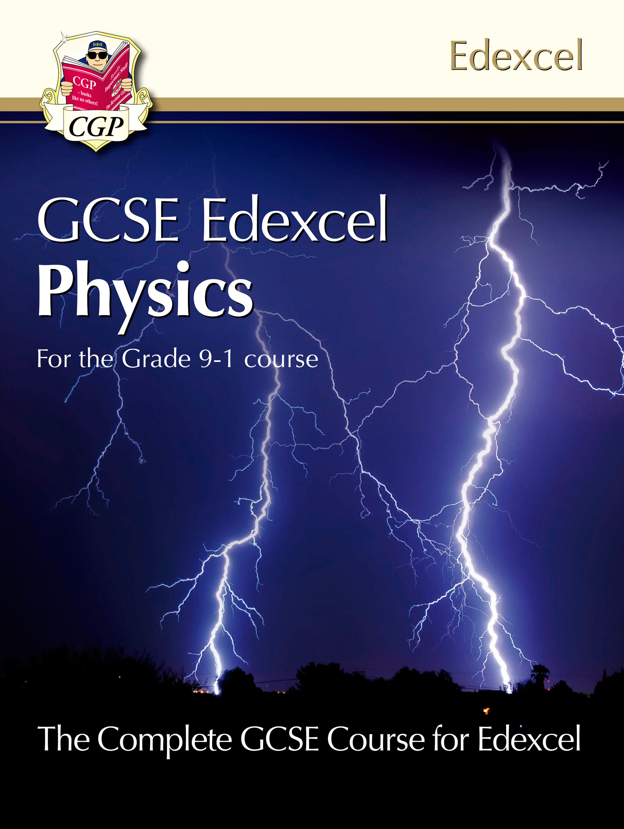 PETB41DK - New Grade 9-1 GCSE Physics for Edexcel: Student Book