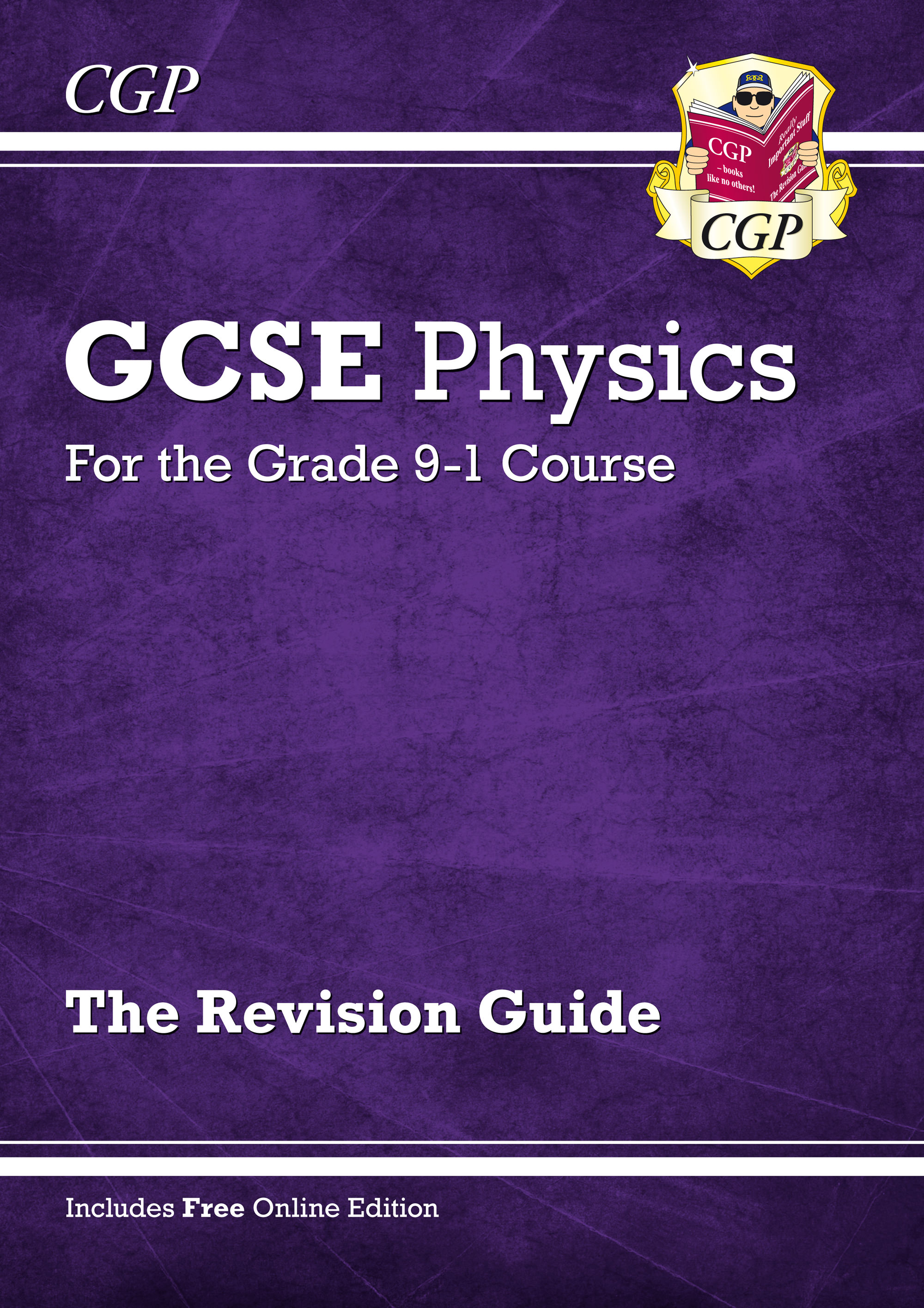 PHR45 - New Grade 9-1 GCSE Physics: Revision Guide with Online Edition