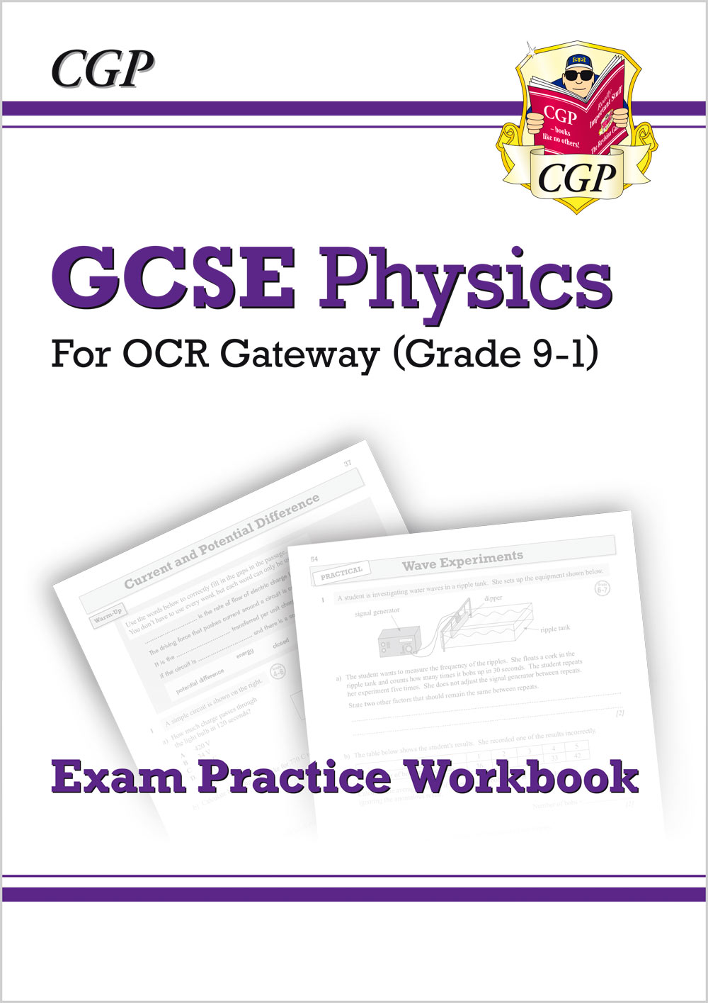PRQ41 - Grade 9-1 GCSE Physics: OCR Gateway Exam Practice Workbook