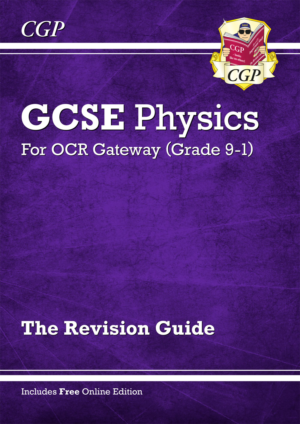 PRR45 - New Grade 9-1 GCSE Physics: OCR Gateway Revision Guide with Online Edition