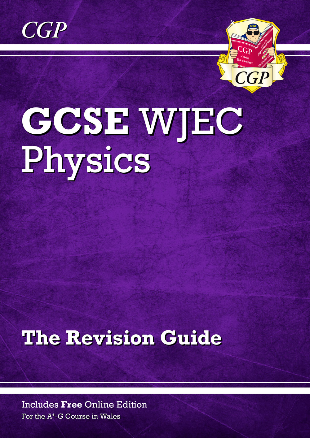 PWR41 - New WJEC GCSE Physics Revision Guide (with Online Edition)