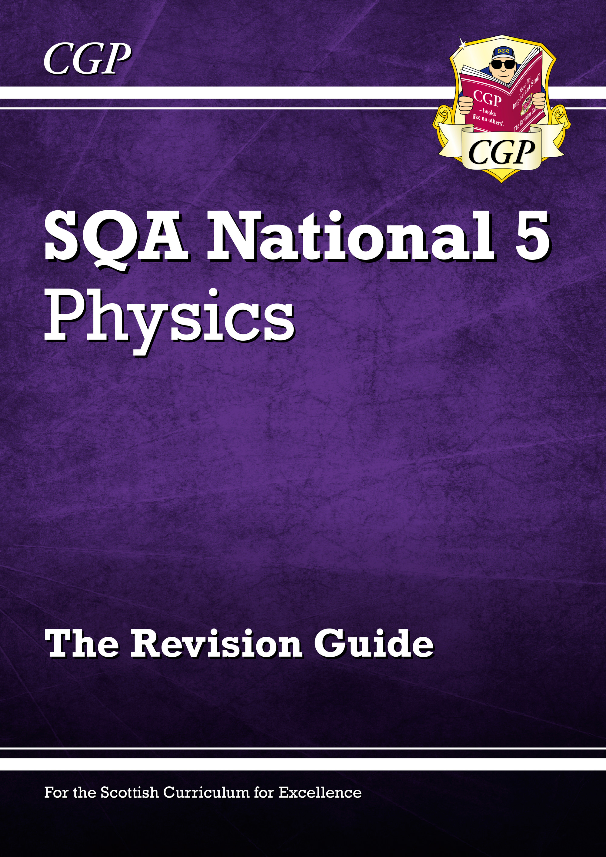 PZR41DK - New National 5 Physics: SQA Revision Guide