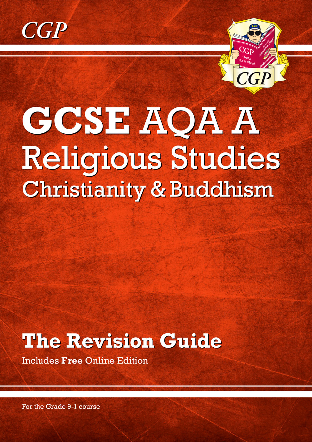 RACBR41 - New Grade 9-1 GCSE Religious Studies: AQA A Christianity & Buddhism Revision Guide (with O
