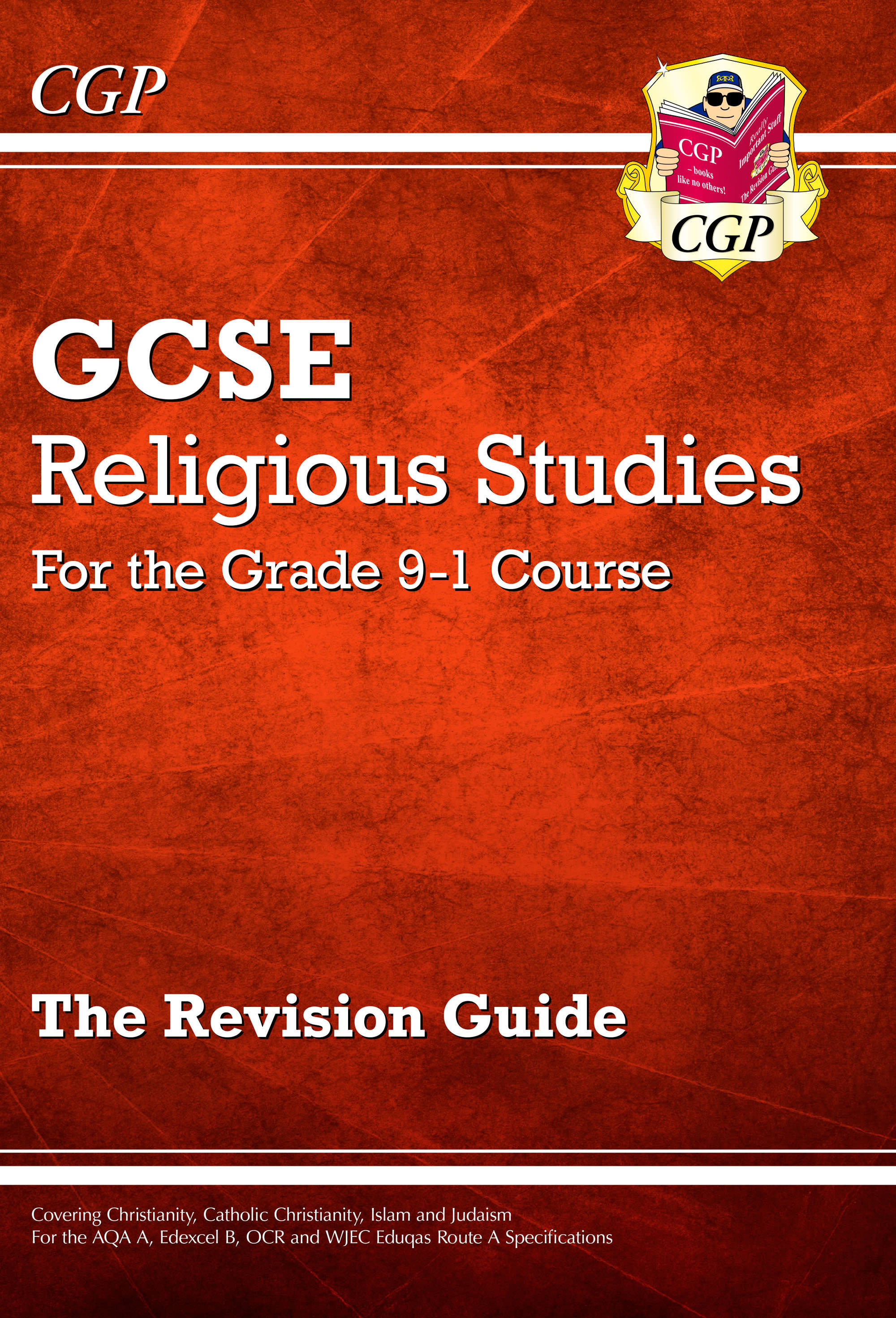 RHR45DK - New Grade 9-1 GCSE Religious Studies: Revision Guide