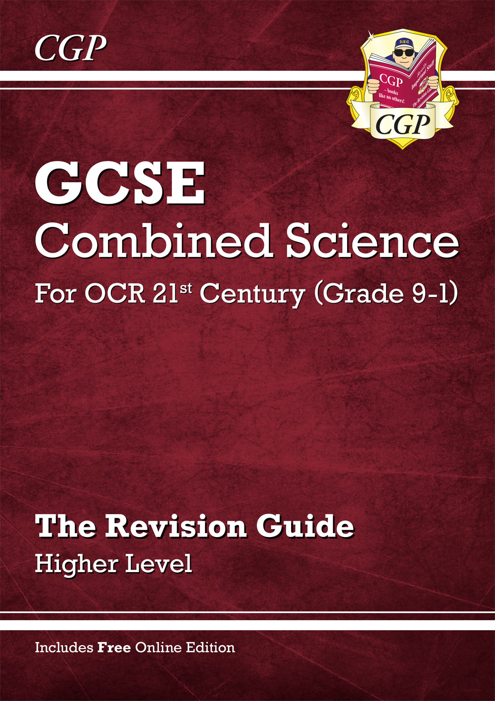 S2HR45 - New Grade 9-1 GCSE Combined Science: OCR 21st Century Revision Guide with Online Edition -