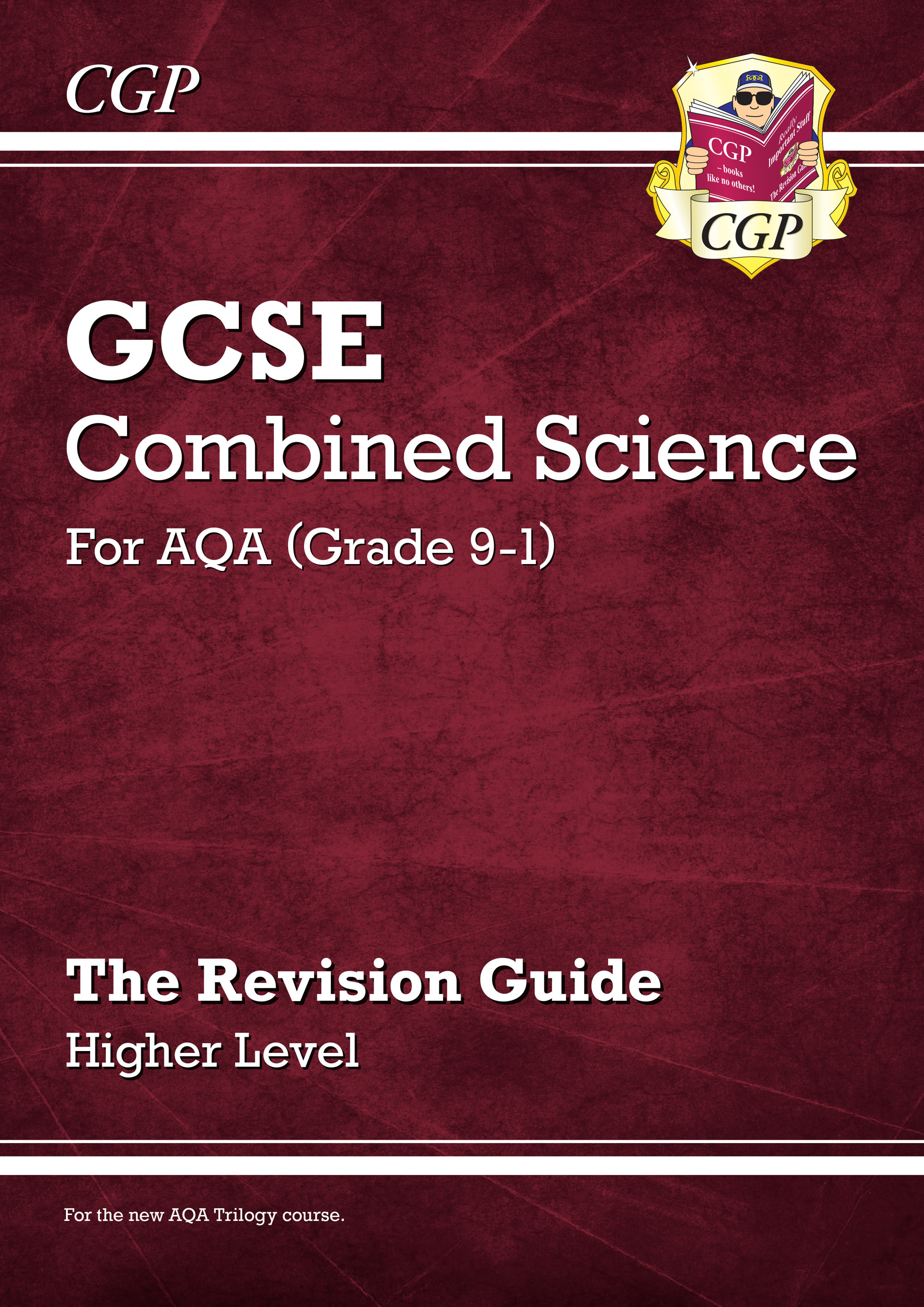 SAHR45D - Grade 9-1 GCSE Combined Science: AQA Revision Guide - Higher (Online Edition)
