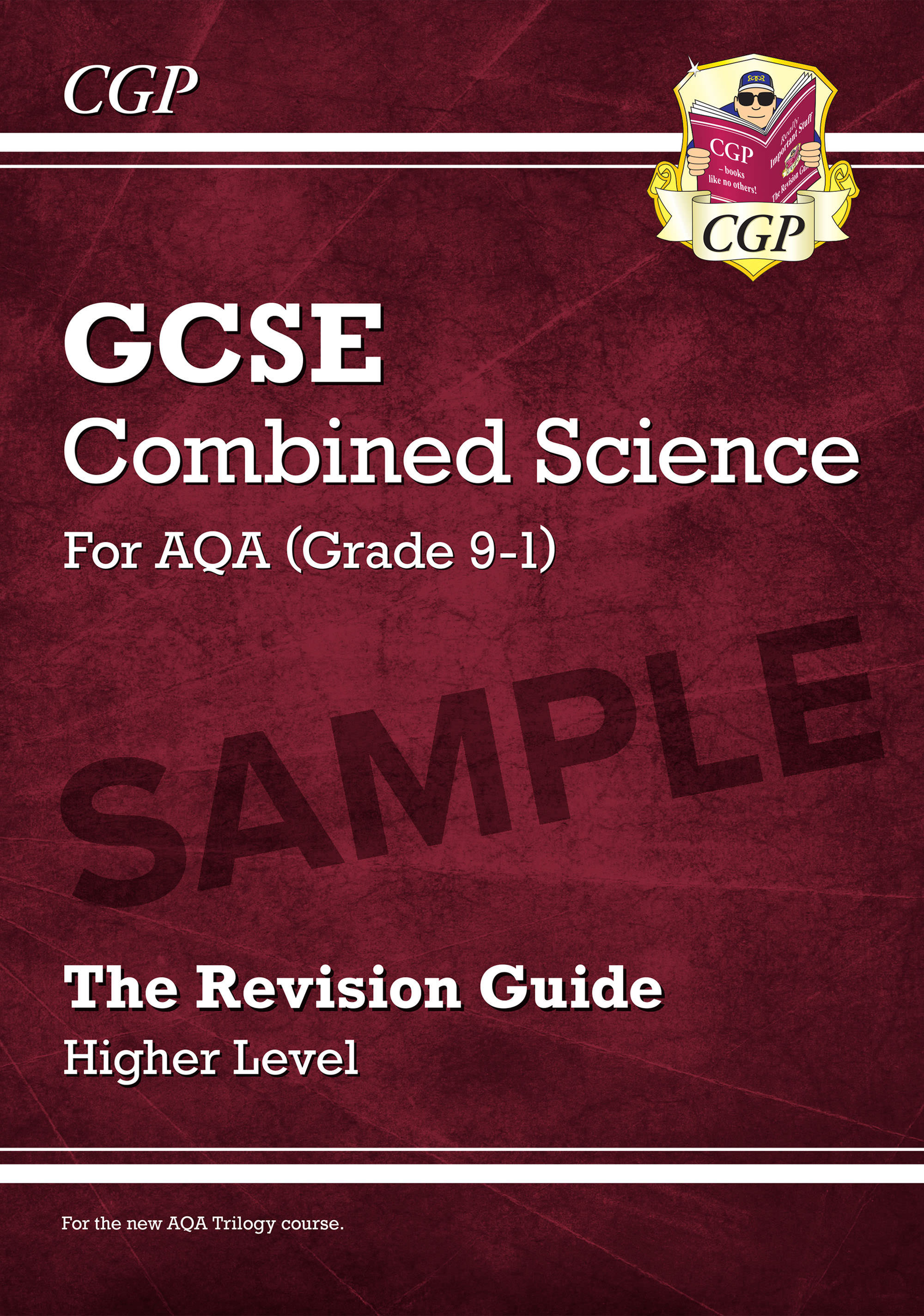 SAHR45DD - tbc Grade 9-1 GCSE Combined Science: AQA Revision Guide - Higher (Online Edition)