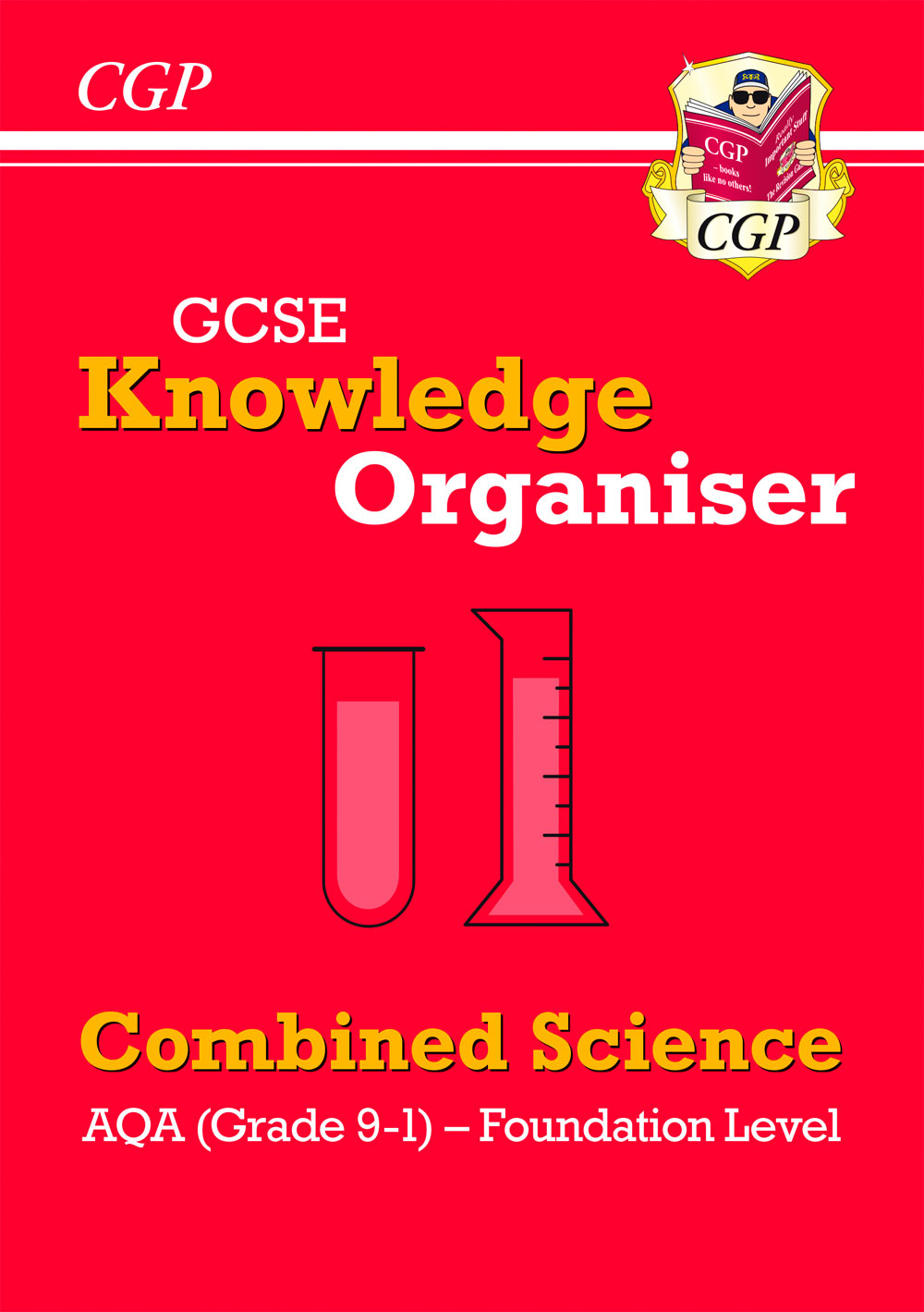 SCAFNO41 - New GCSE Knowledge Organiser: AQA Combined Science - Foundation (Grade 9-1)