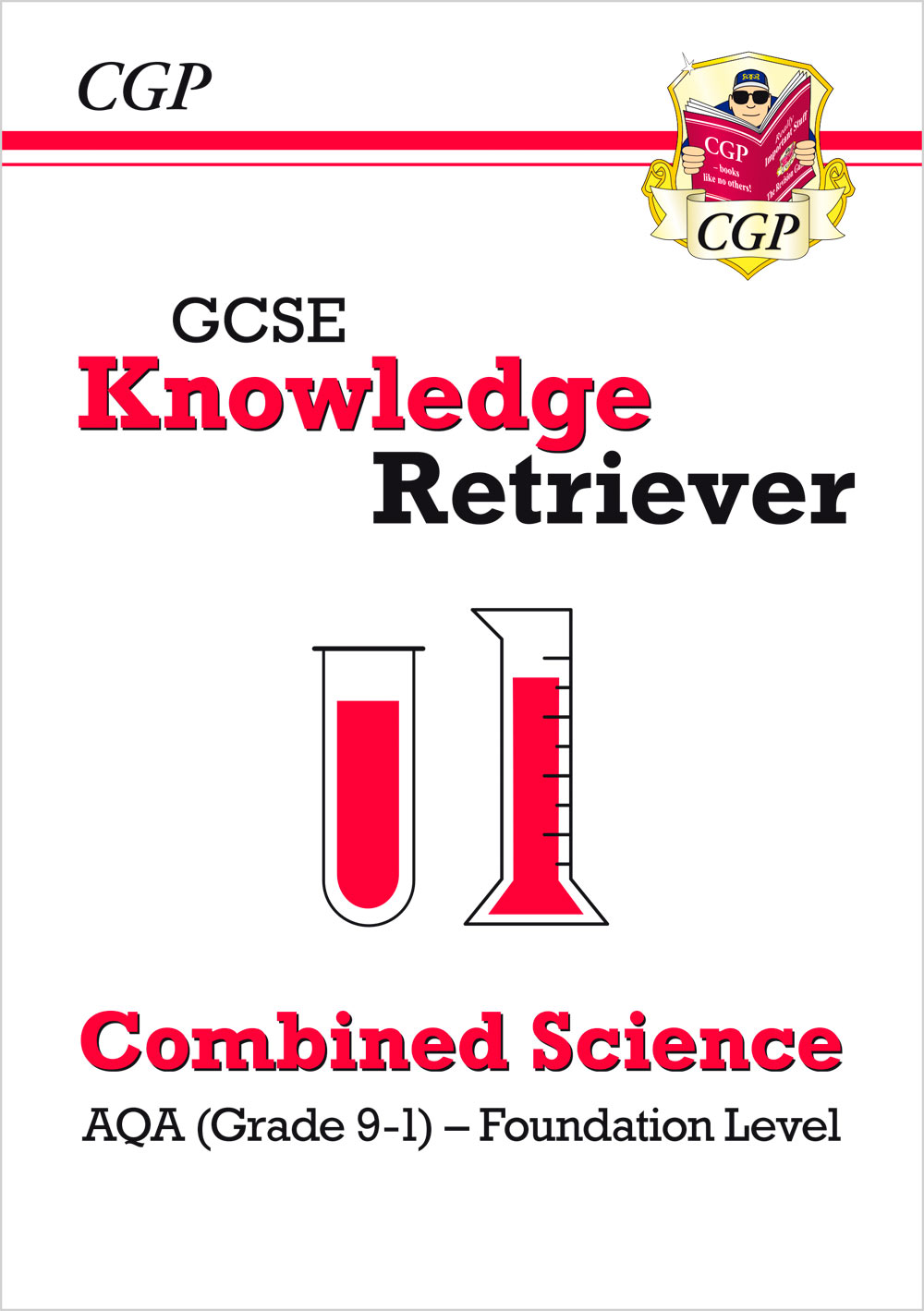 SCAFNR41 - New GCSE Knowledge Retriever: AQA Combined Science - Foundation (Grade 9-1)