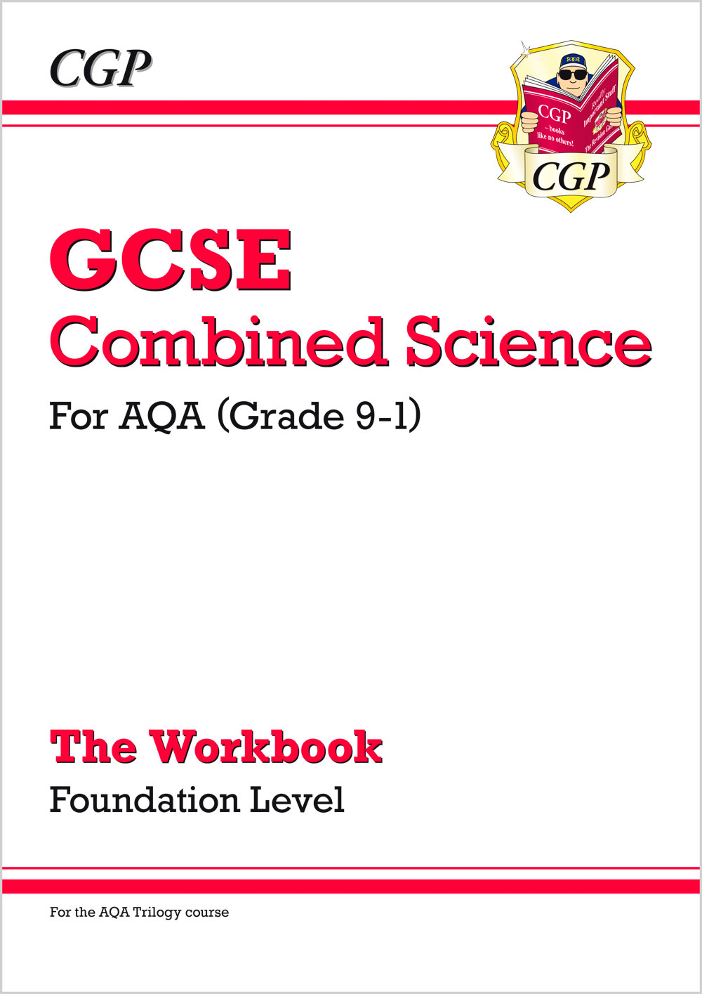 SCAFW41 - New Grade 9-1 GCSE Combined Science: AQA Workbook - Foundation