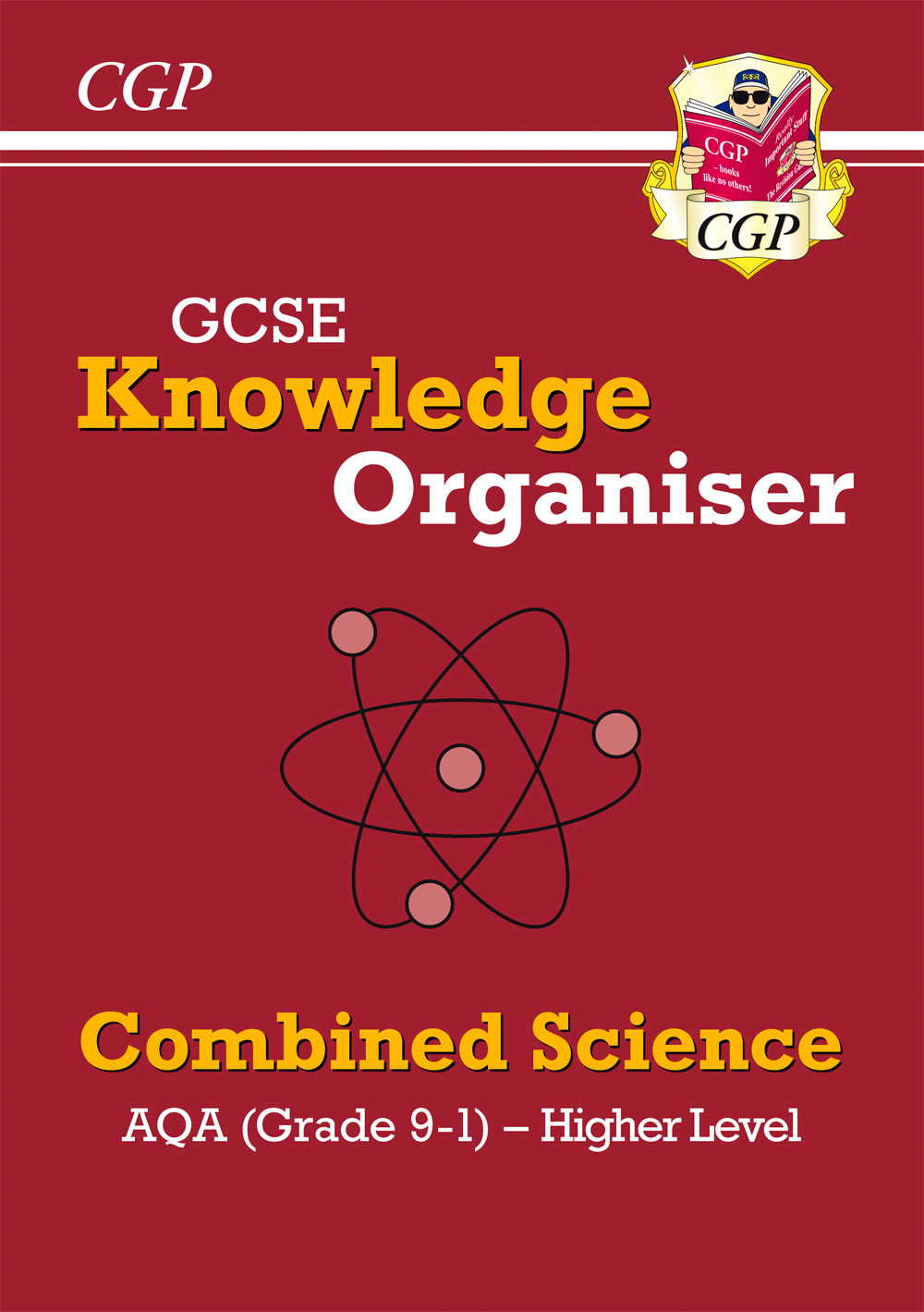 SCAHNO41 - New GCSE Knowledge Organiser: AQA Combined Science - Higher (Grade 9-1)