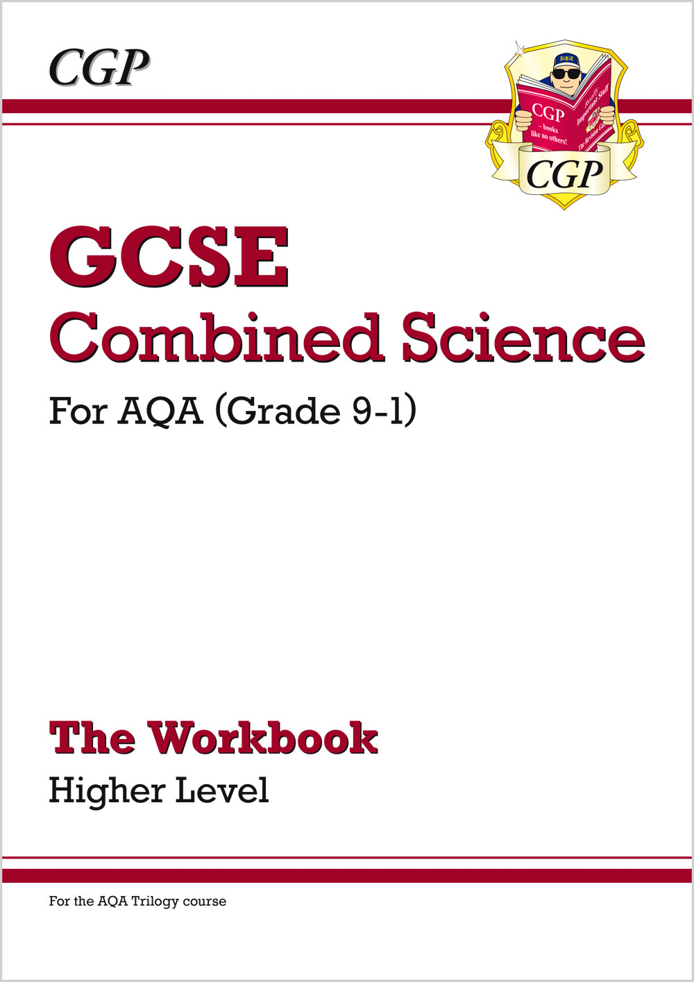 SCAHW41 - New Grade 9-1 GCSE Combined Science: AQA Workbook - Higher