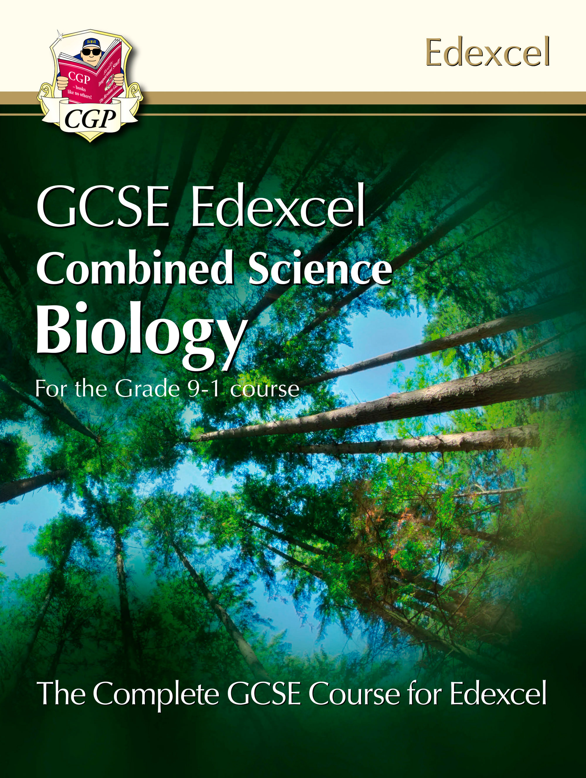 SCBET41DK - New Grade 9-1 GCSE Combined Science for Edexcel Biology Student Book