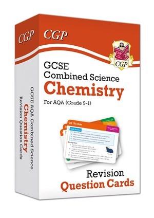 9-1 GCSE Science Revision Question Cards   CGP Books