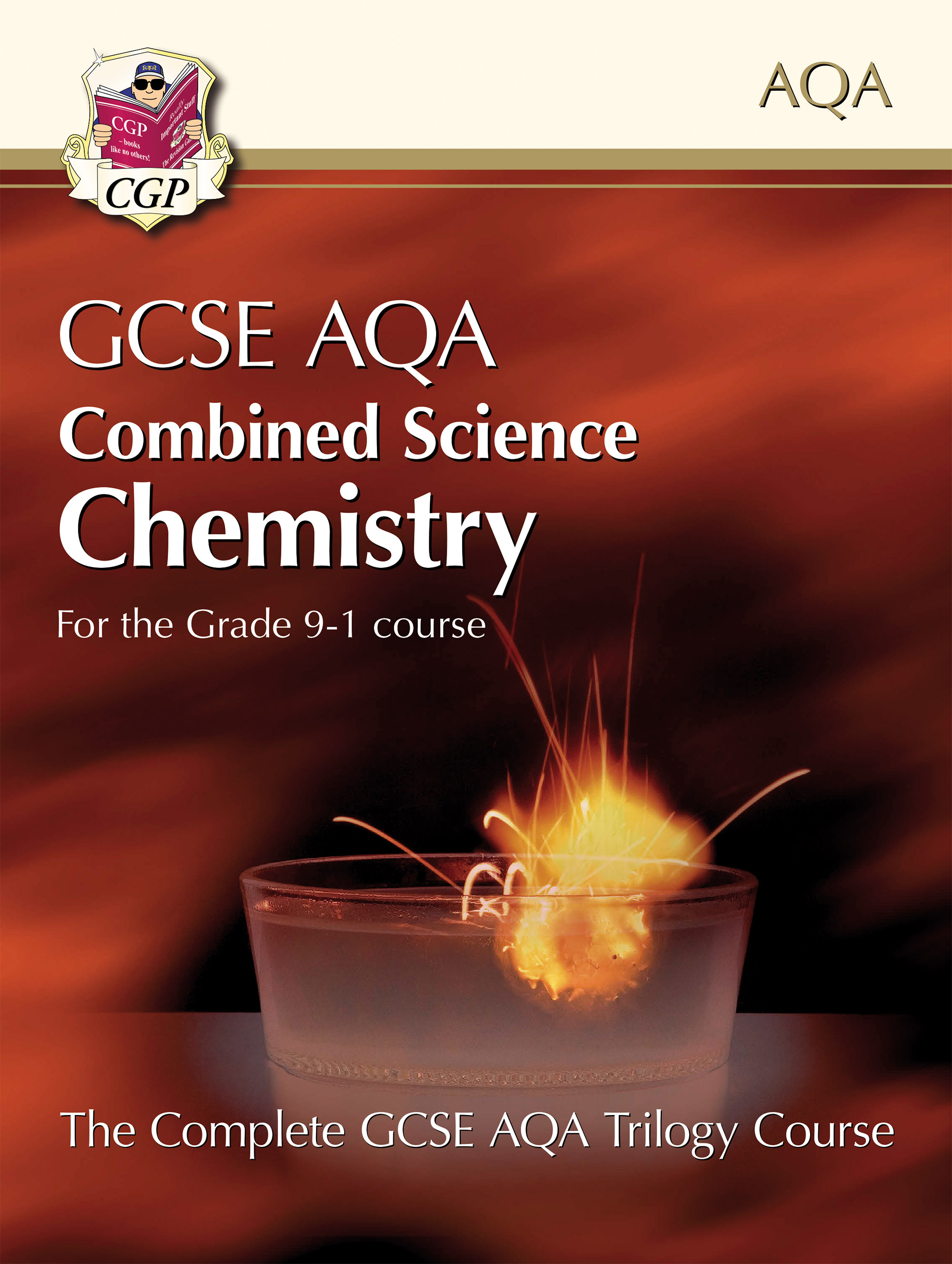 SCCAT41DK - New Grade 9-1 GCSE Combined Science for AQA Chemistry Student Book