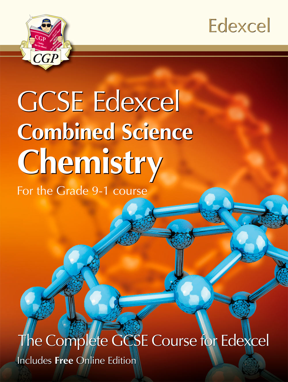 SCCET41 - Grade 9-1 GCSE Combined Science for Edexcel Chemistry Student Book with Online Edition