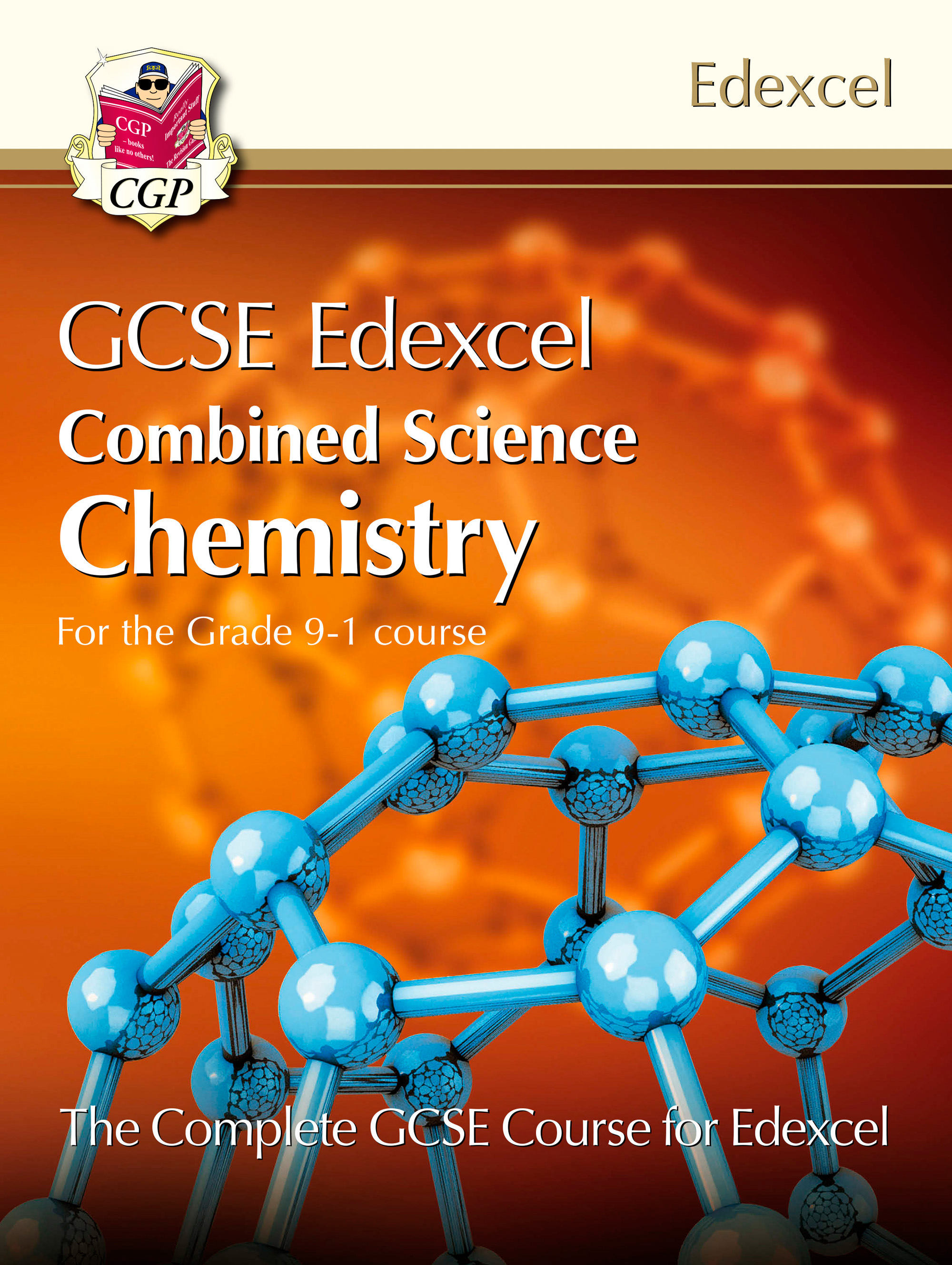 SCCET41DK - New Grade 9-1 GCSE Combined Science for Edexcel Chemistry Student Book