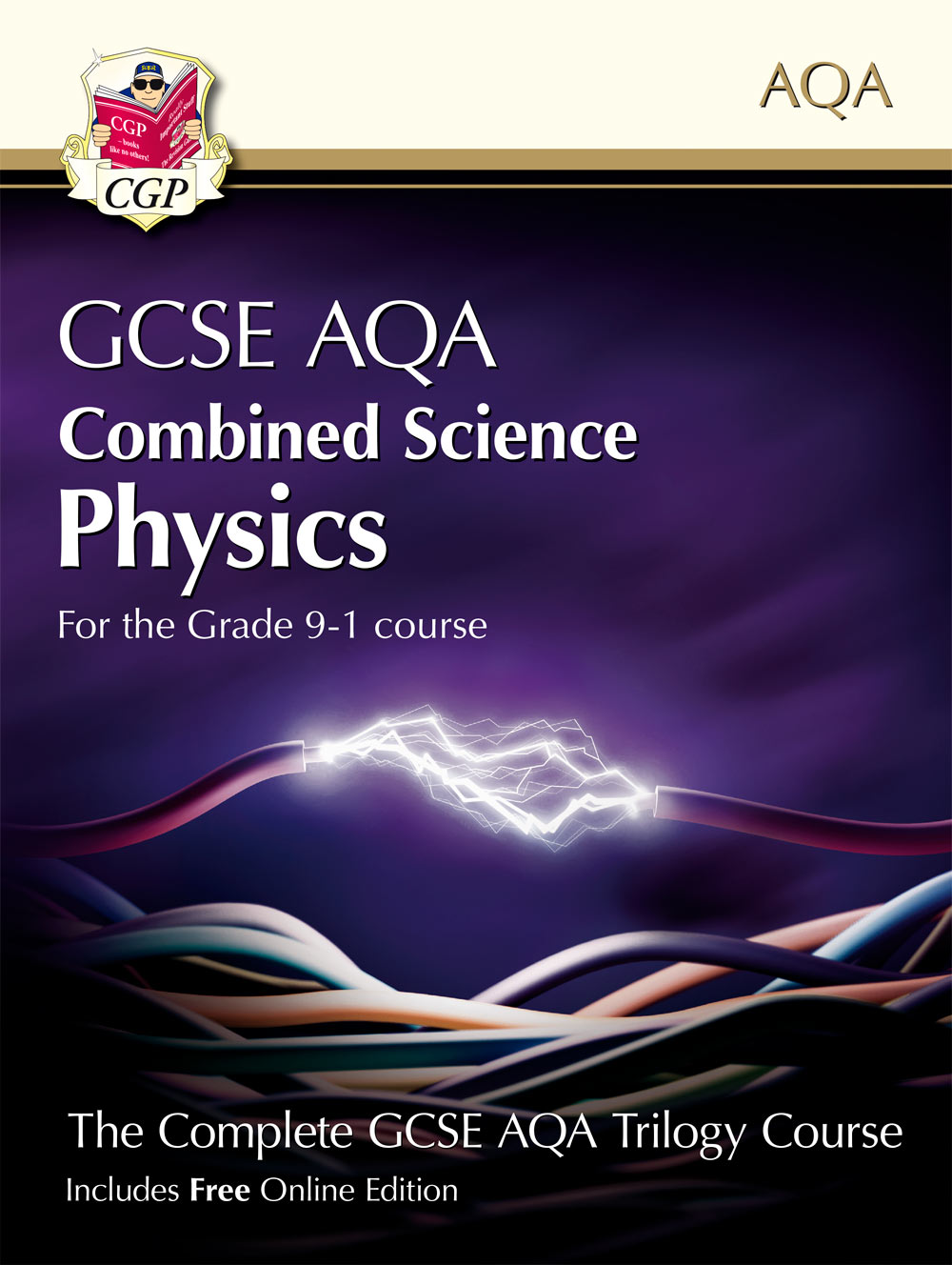 SCPAT41 - Grade 9-1 GCSE Combined Science for AQA Physics Student Book with Online Edition