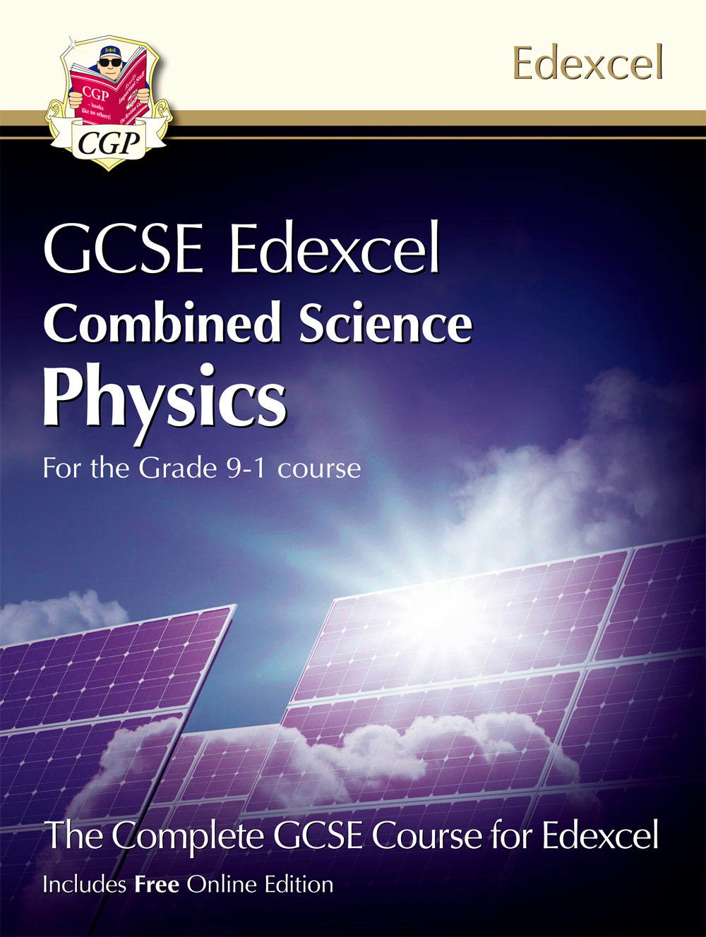 SCPET41 - New Grade 9-1 GCSE Combined Science for Edexcel Physics Student Book with Online Edition