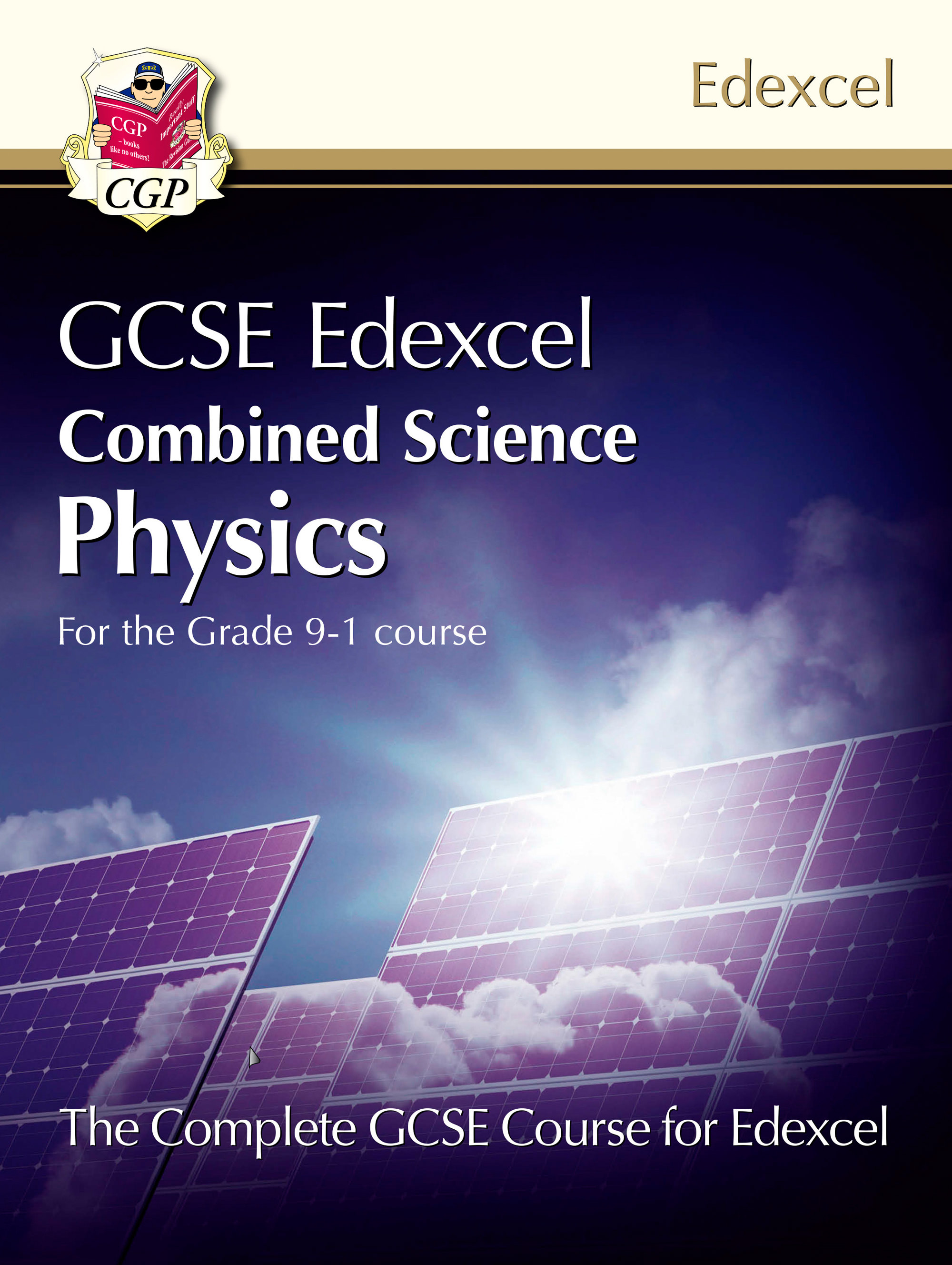 SCPET41DK - New Grade 9-1 GCSE Combined Science for Edexcel Physics Student Book