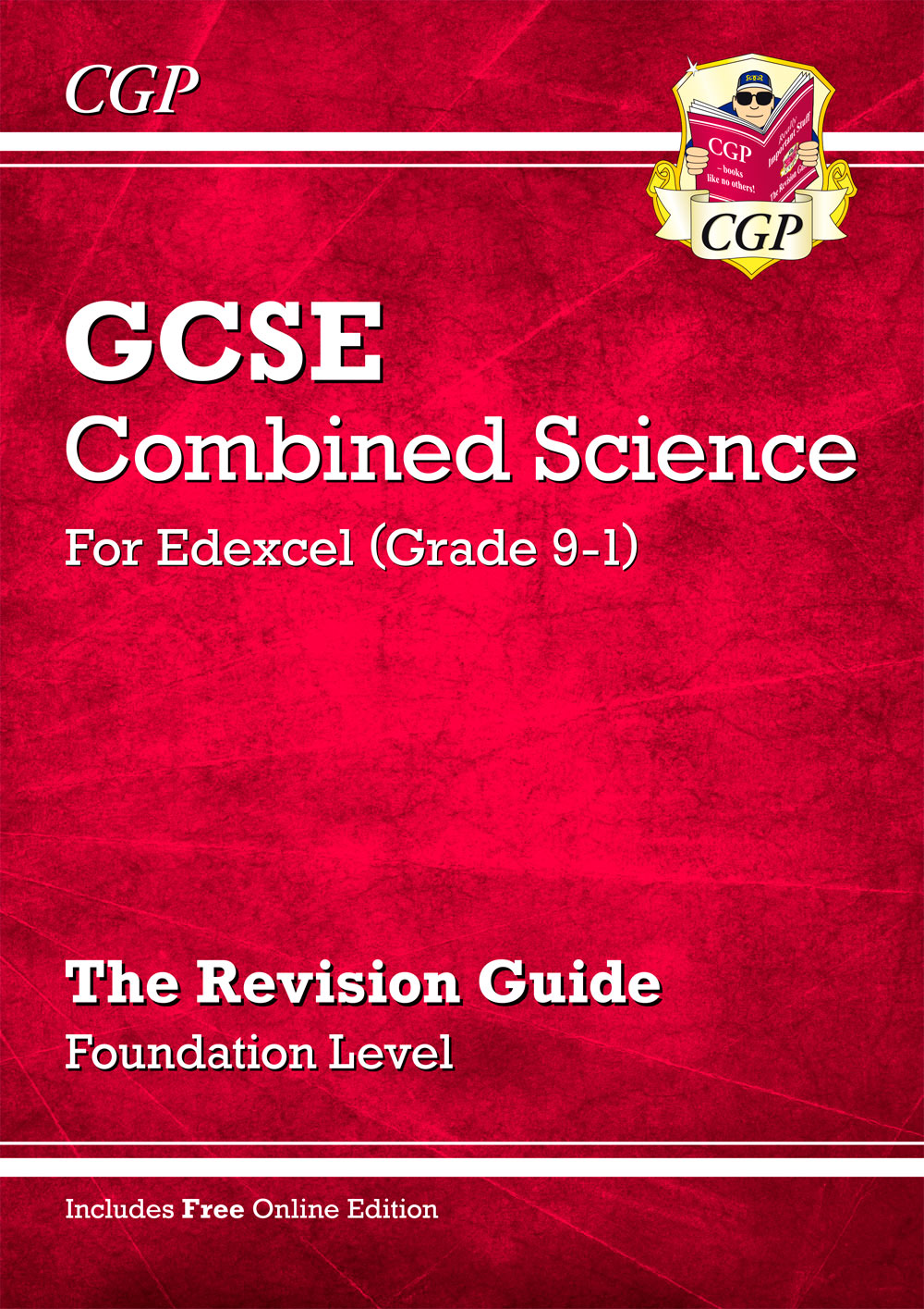 SEFR45 - Grade 9-1 GCSE Combined Science: Edexcel Revision Guide with Online Edition - Foundation